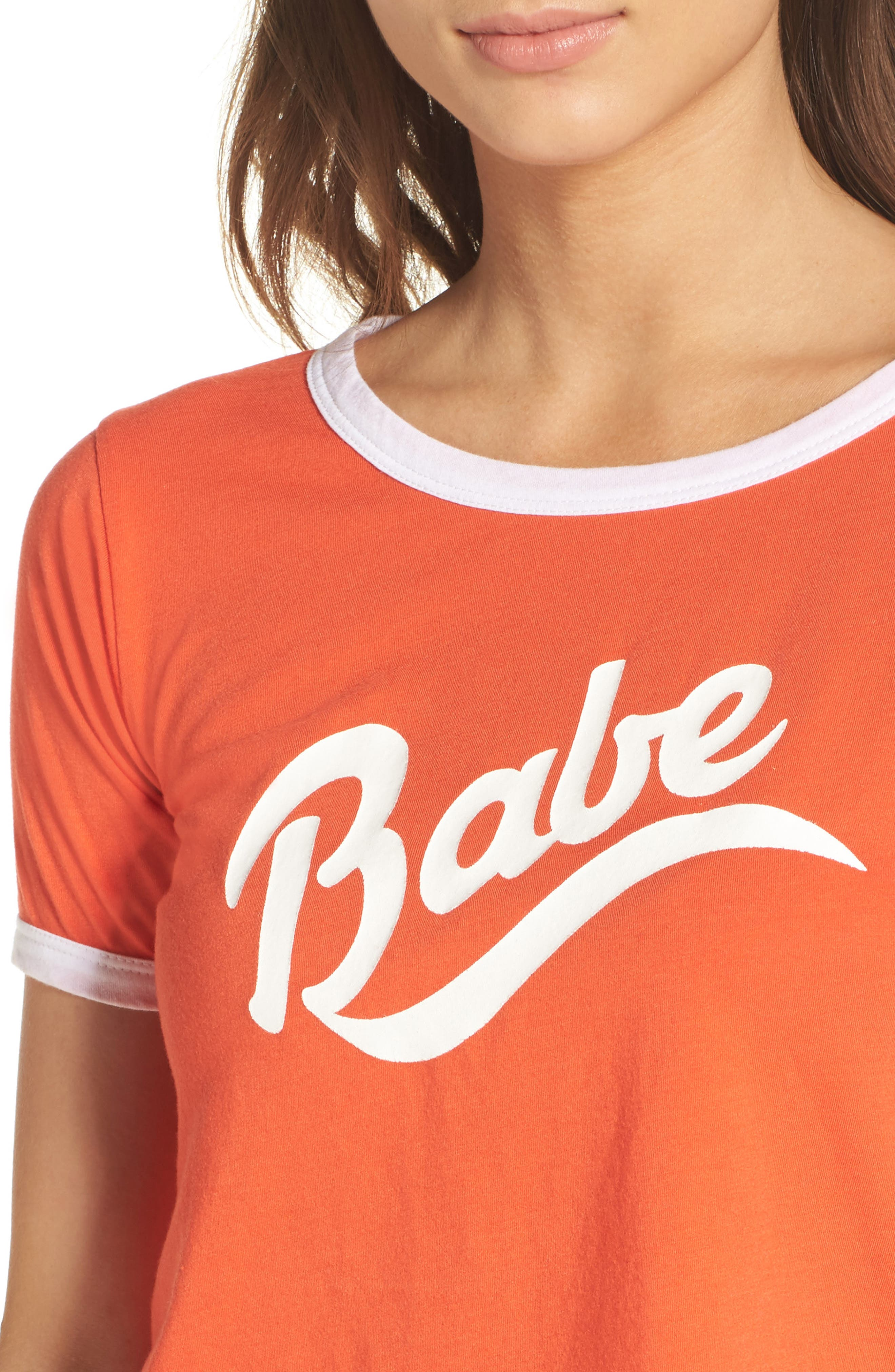 Alternate Image 5  - The Laundry Room Babe Tee