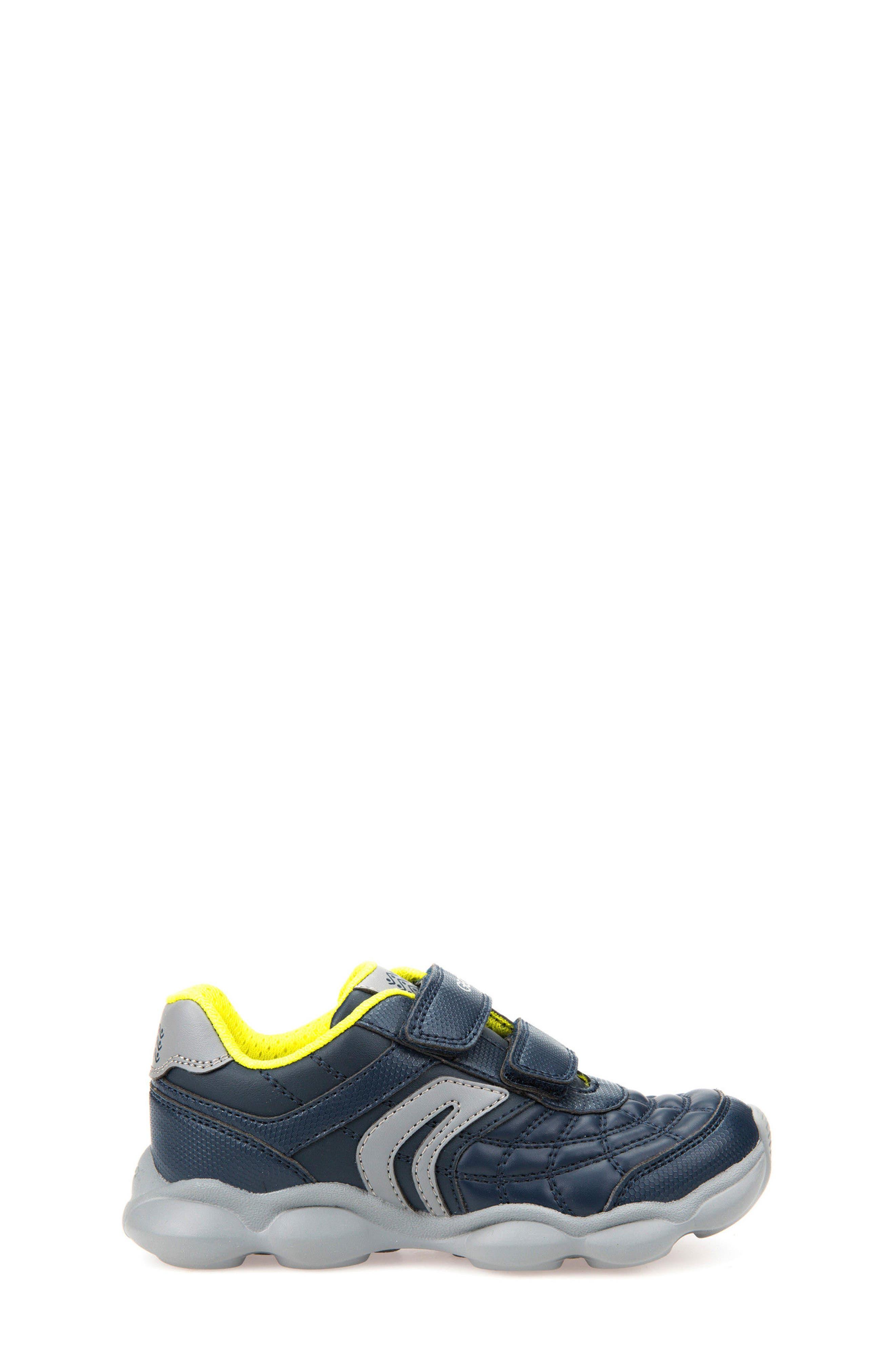 Munfrey Sneaker,                             Alternate thumbnail 3, color,                             Navy/ Grey