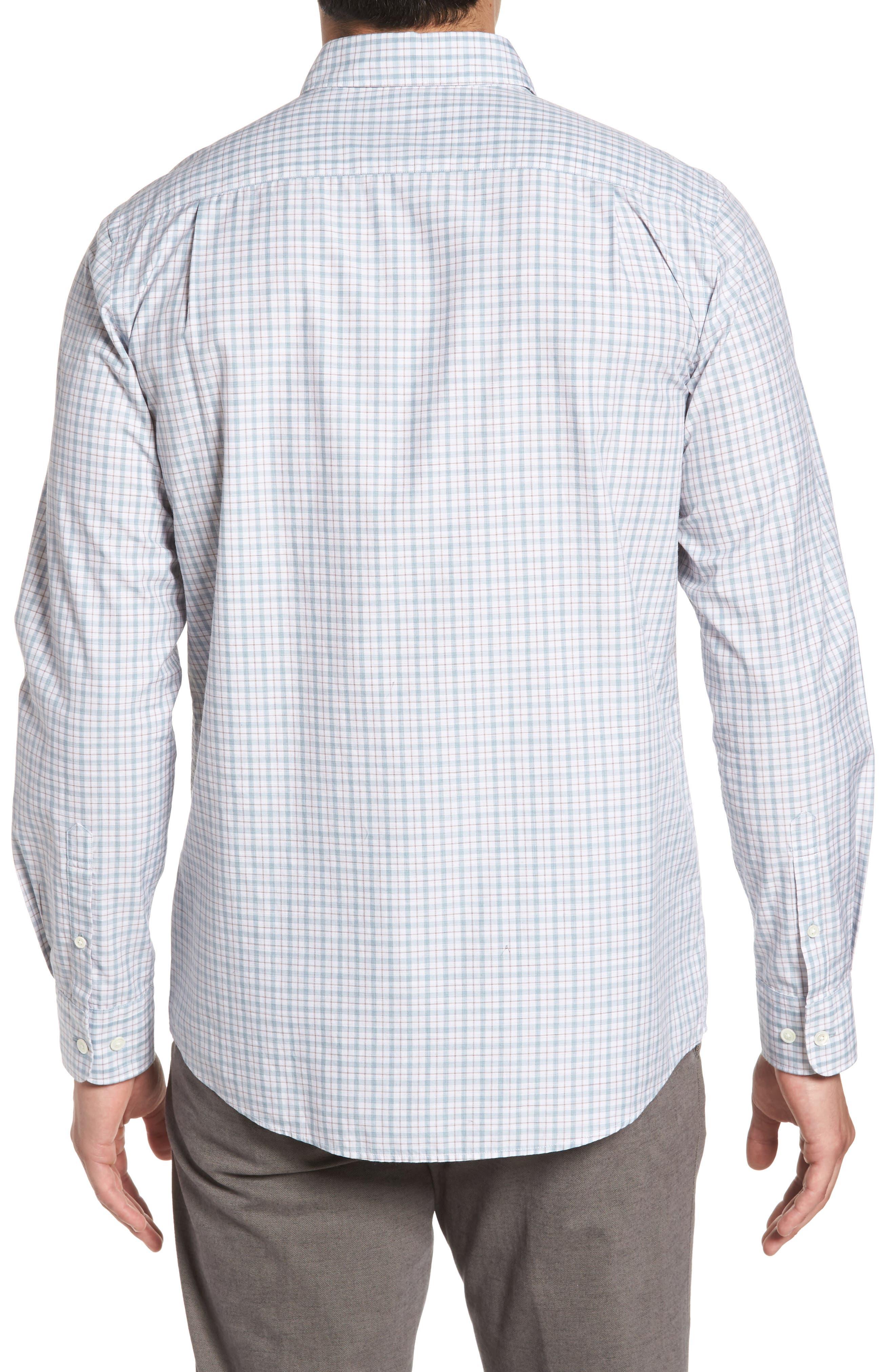 Alternate Image 2  - Rodd & Gunn Carterton Sports Fit Plaid Sport Shirt