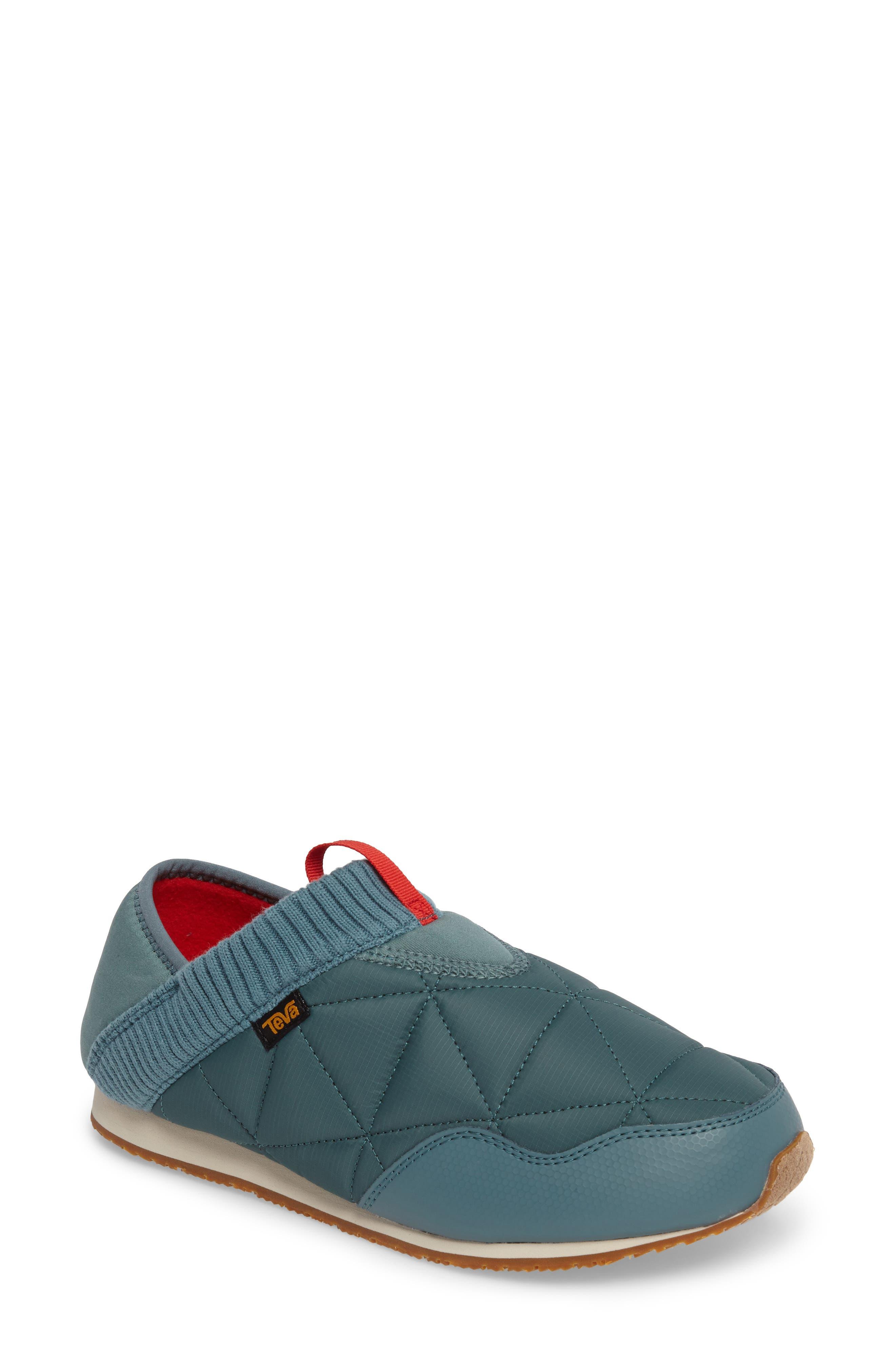 Ember Convertible Slip-On,                         Main,                         color, North Atlantic Fabric
