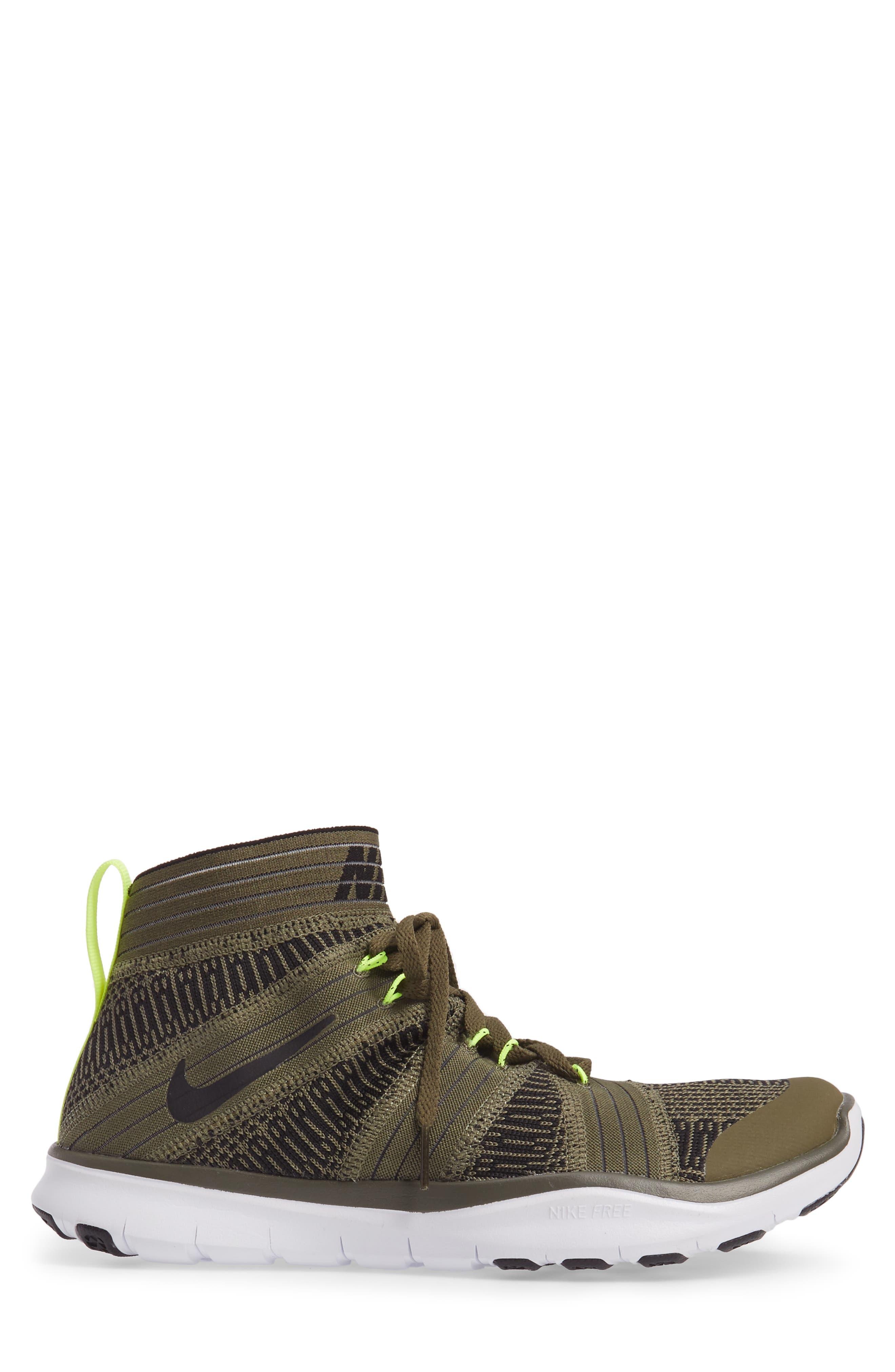 Alternate Image 3  - Nike Free Train Virtue Training Shoe (Men)