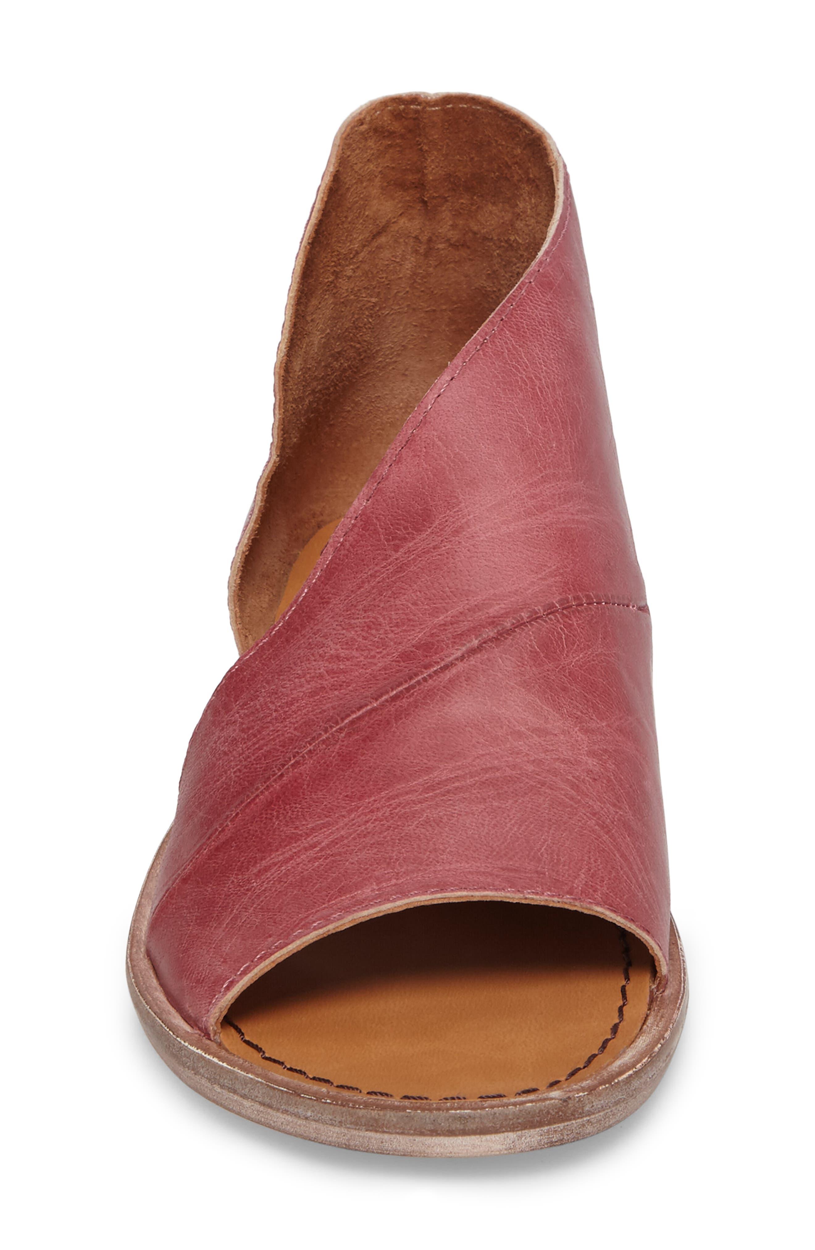 Alternate Image 4  - Free People 'Mont Blanc' Asymmetrical Sandal (Women)