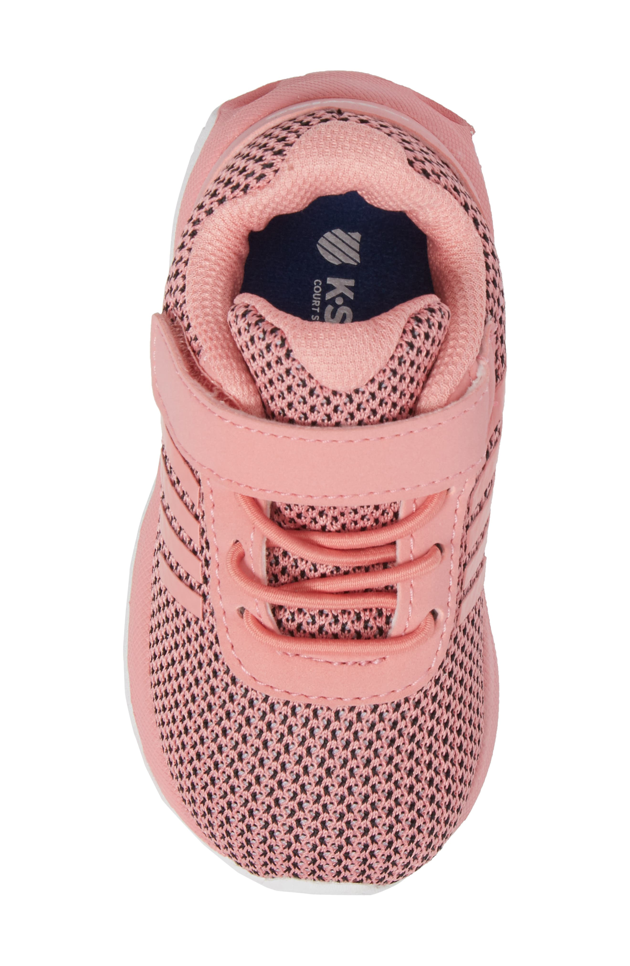 Tubes Infinity Sneaker,                             Alternate thumbnail 5, color,                             Flamingo Pink/ White