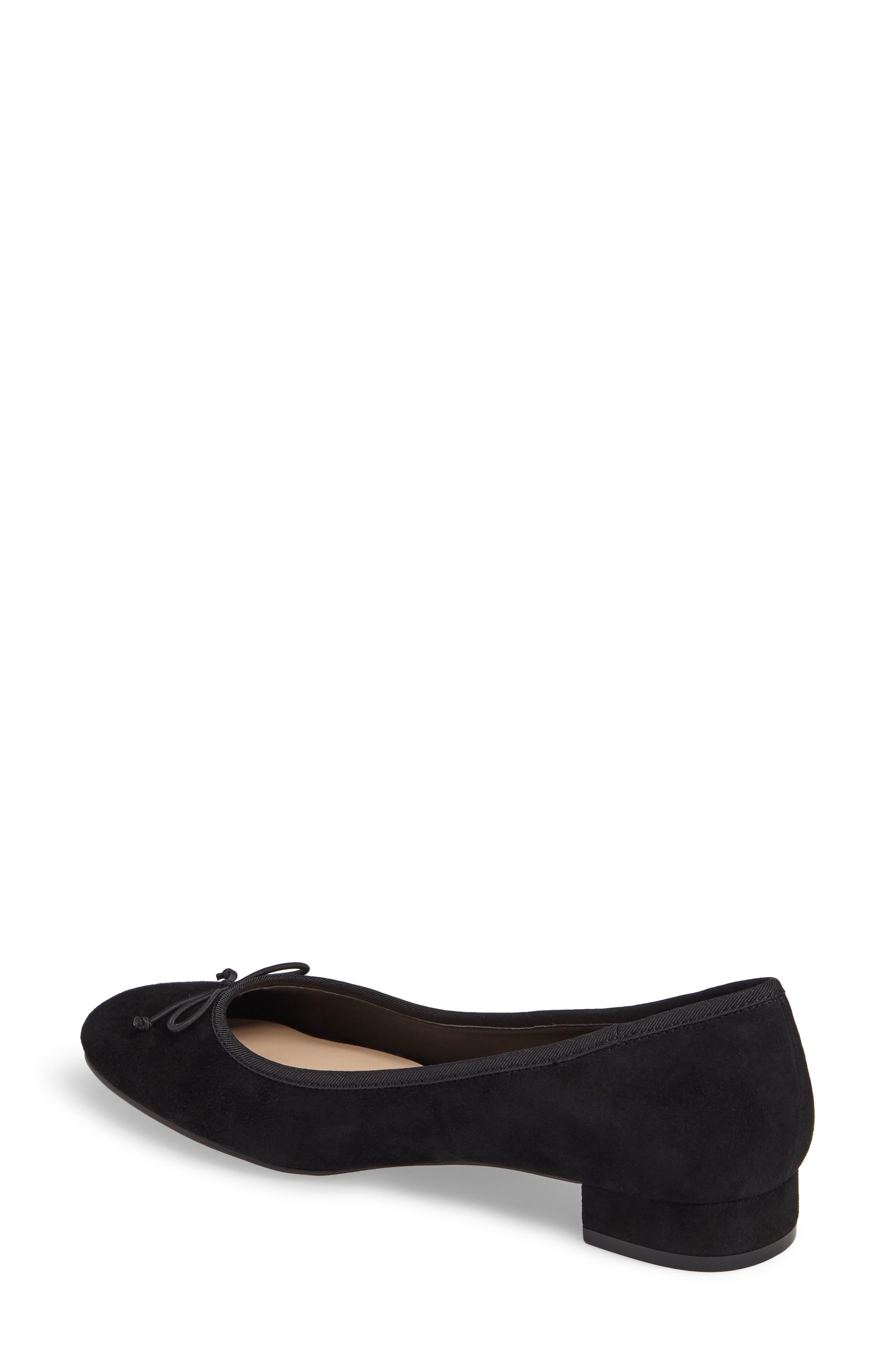 Alternate Image 2  - Sole Society Anastasi Block Heel Flat (Women)