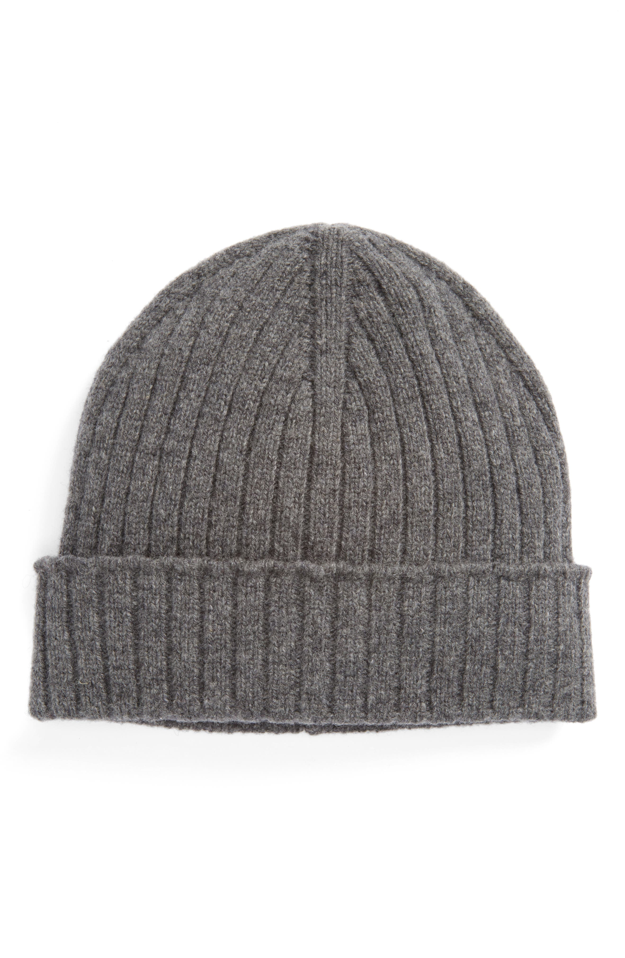 Alternate Image 1 Selected - A.P.C. Wool Knit Cap