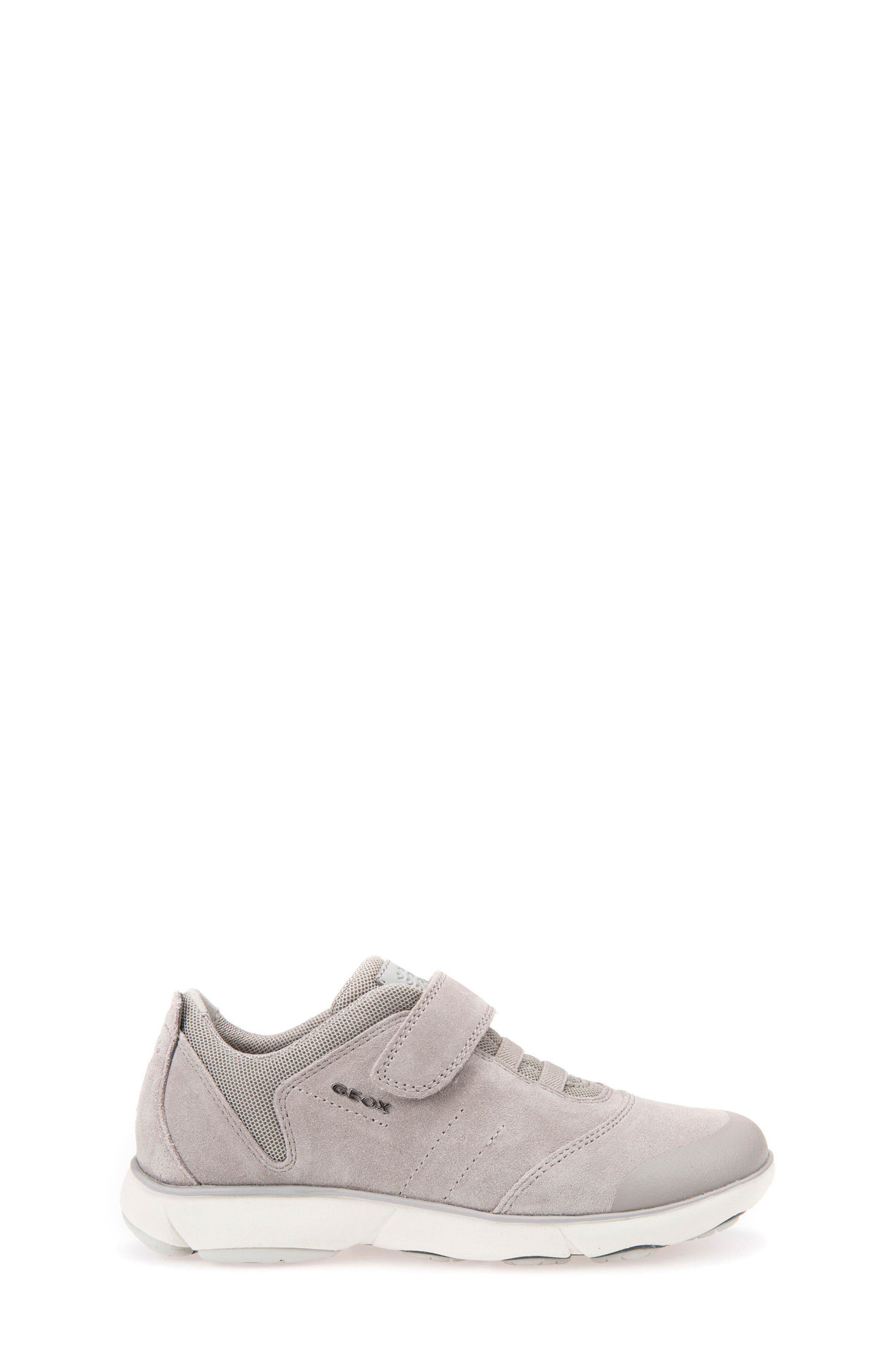 Nebula Low Top Sneaker,                             Alternate thumbnail 3, color,                             Grey