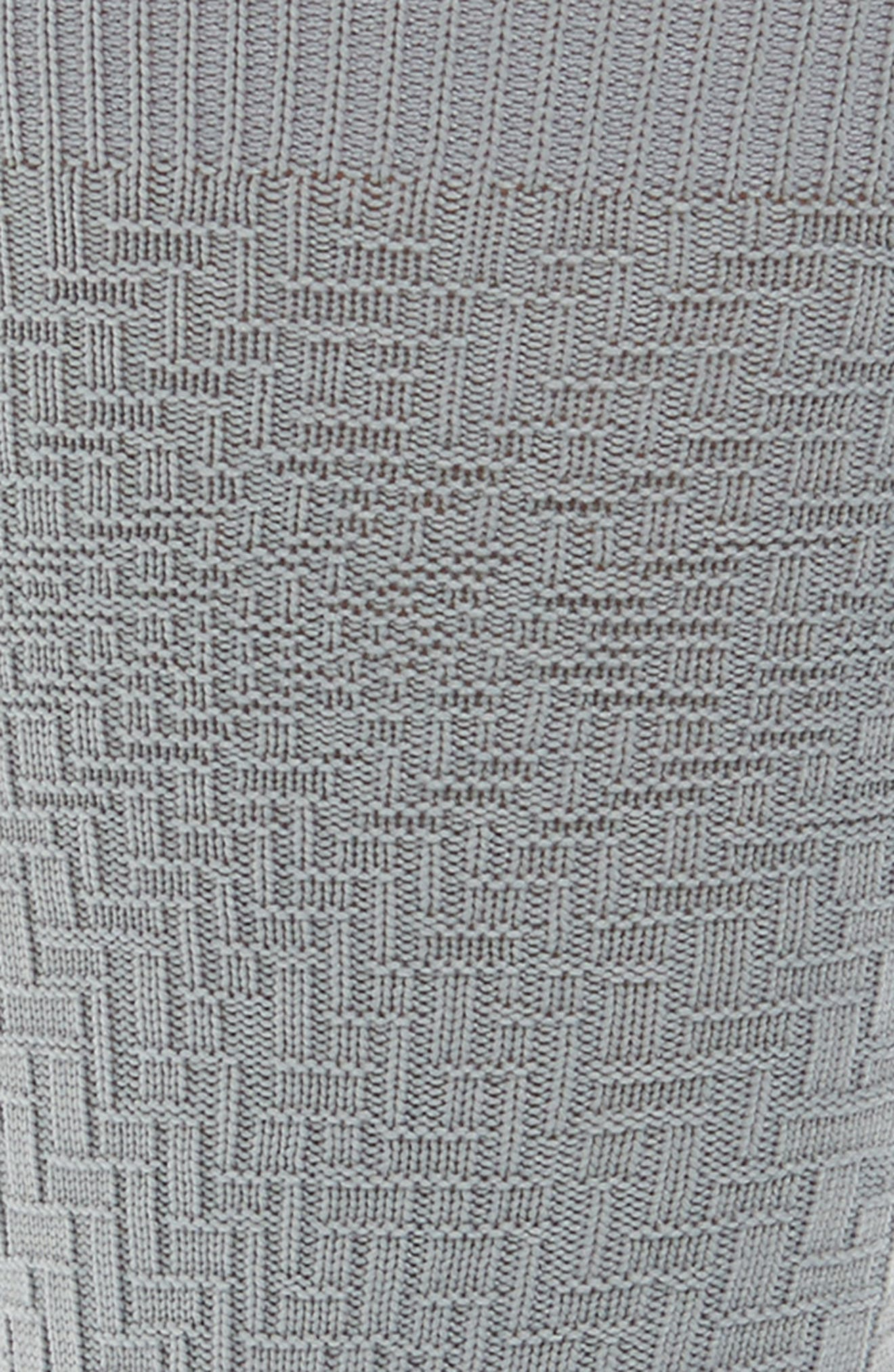 Alternate Image 2  - Cole Haan Distorted Texture Crew Socks (3 for $30)