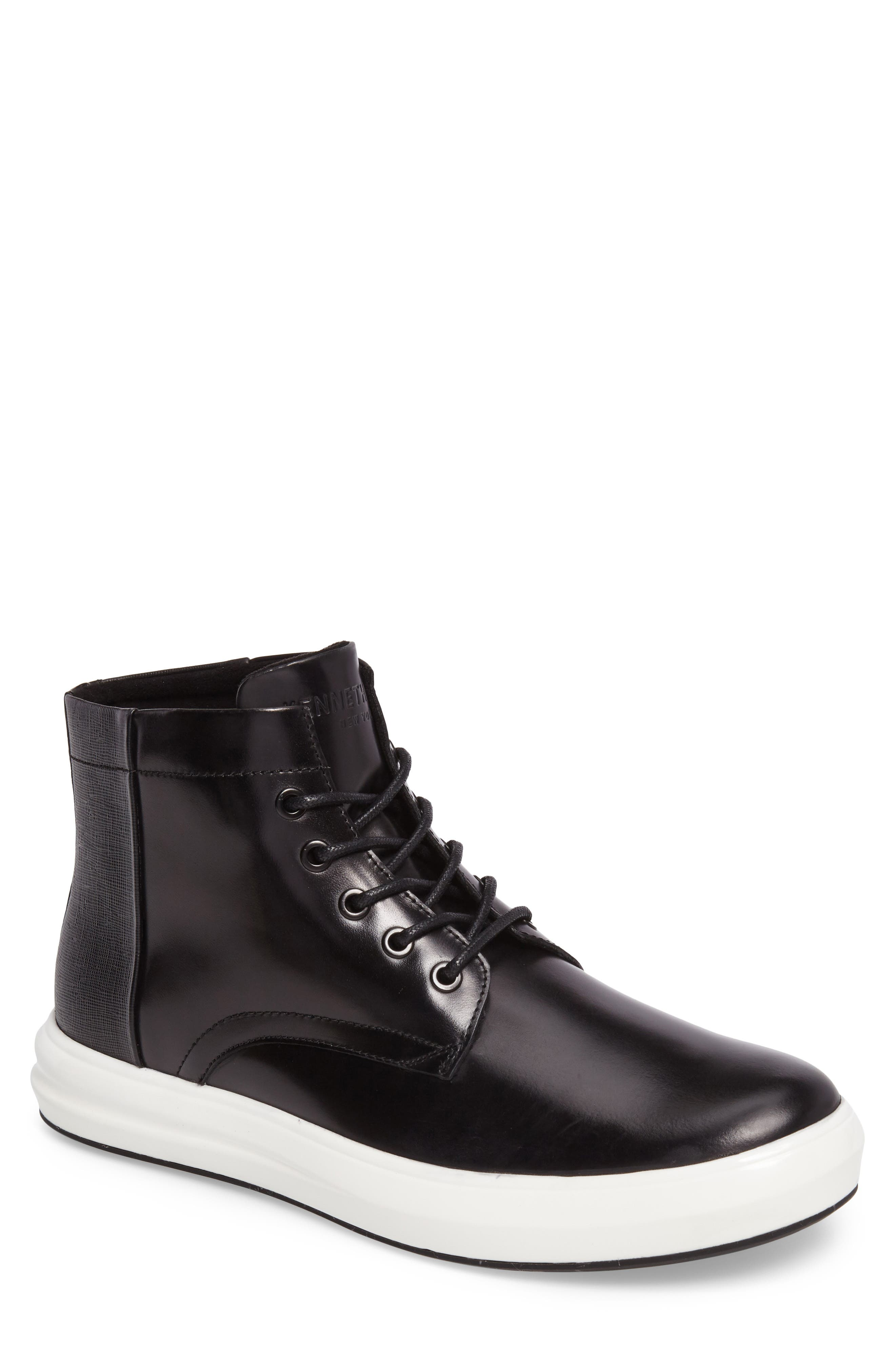 Alternate Image 1 Selected - Kenneth Cole New York High Top Sneaker (Men)