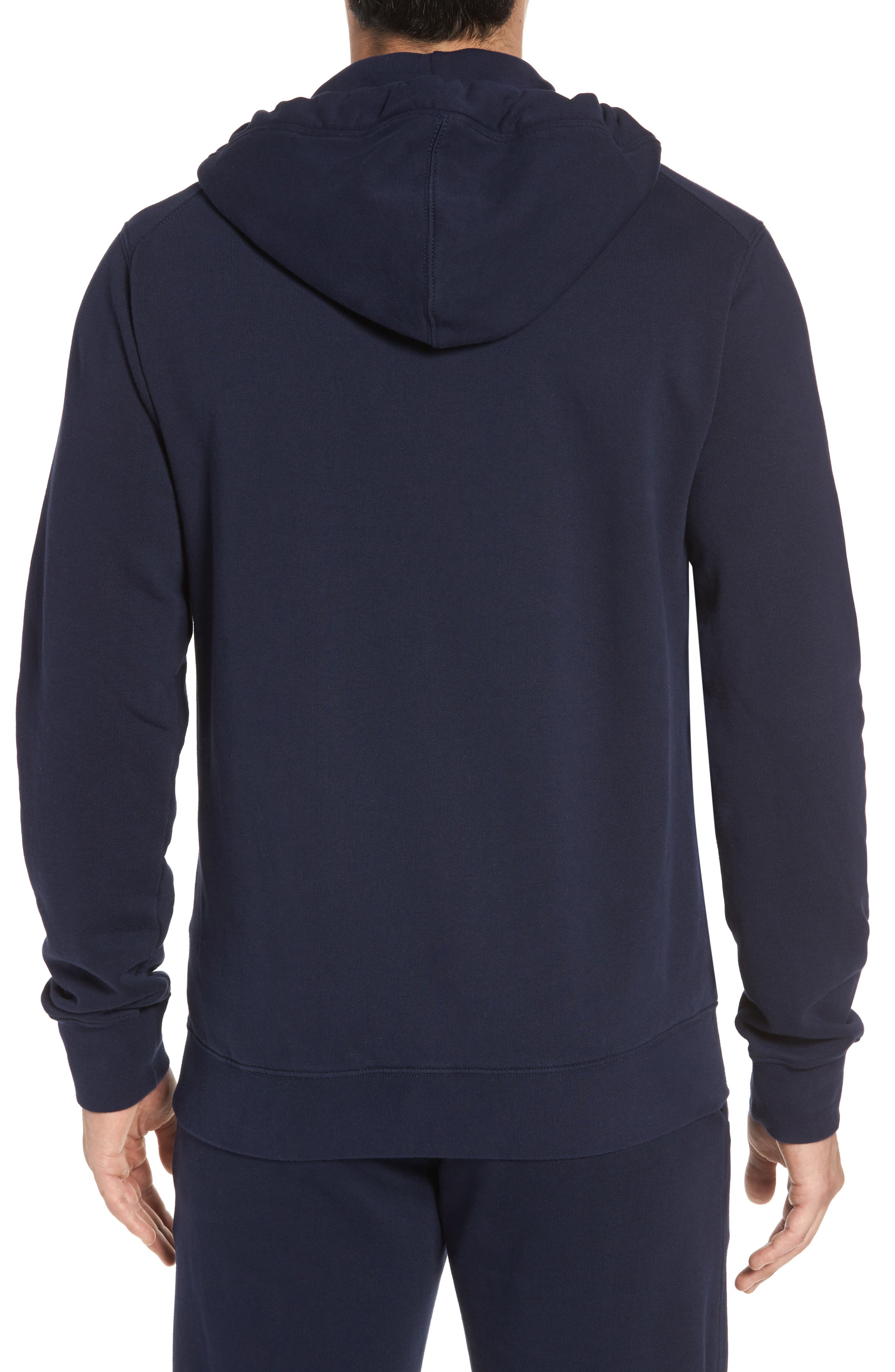 Alternate Image 2  - True Religion Brand Jeans Metal Horseshoe Hoodie