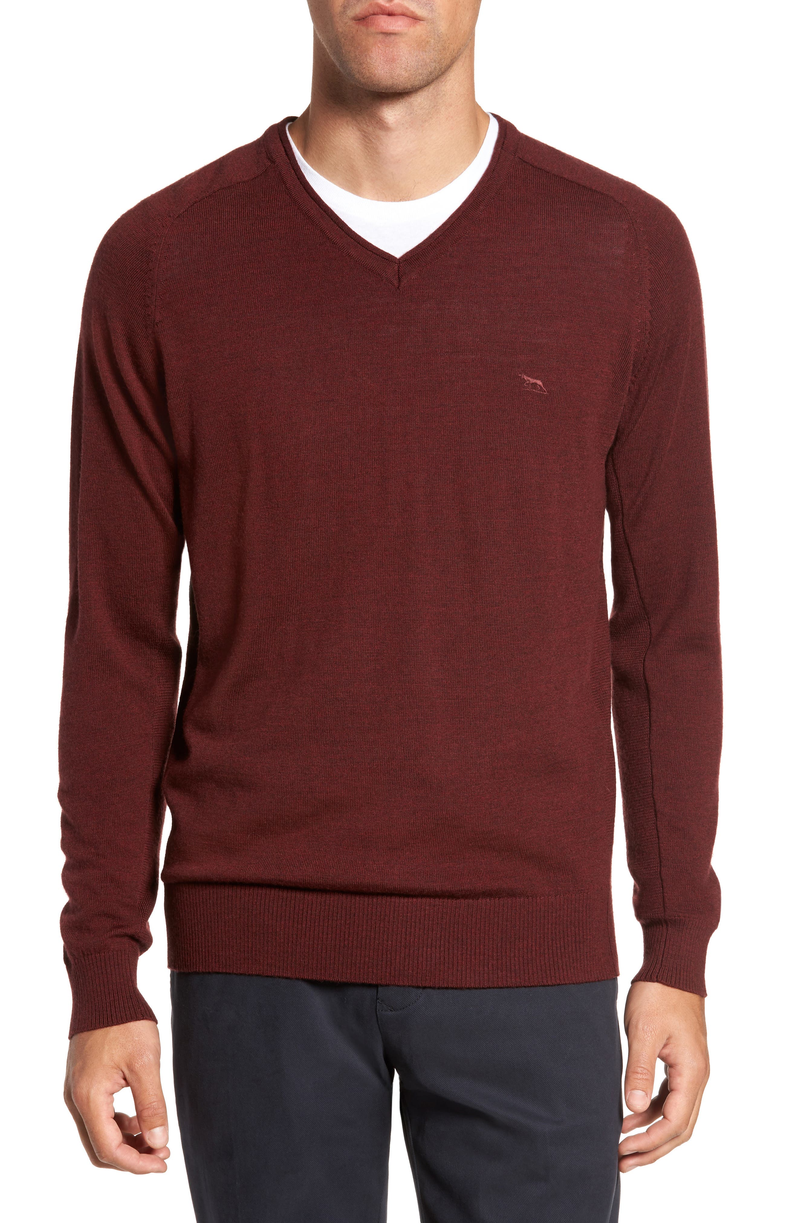 Rodd & Gunn Burfield Wool Sweater