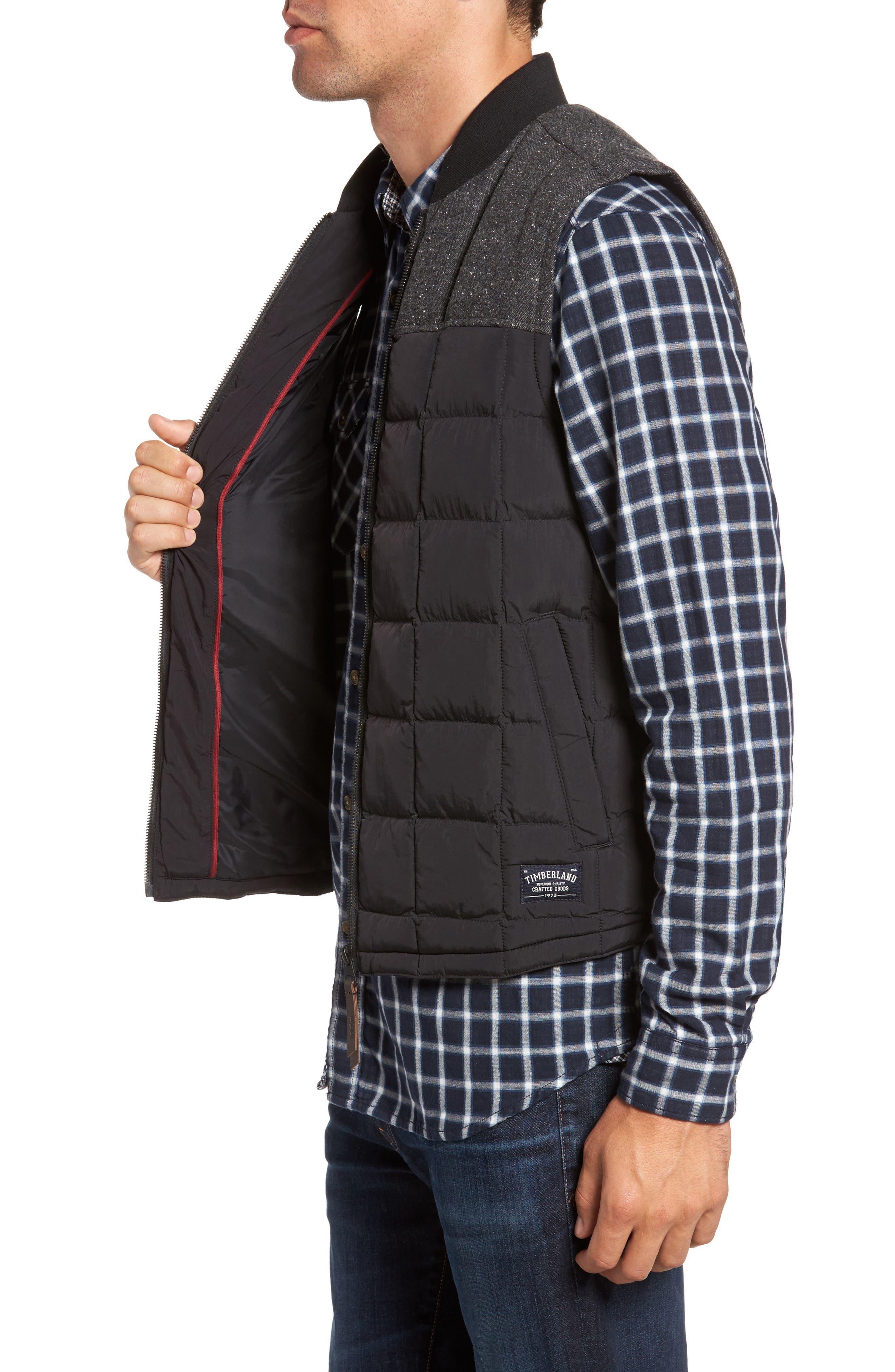 Alternate Image 3  - Timberland® Skye Peak Mixed Media Vest