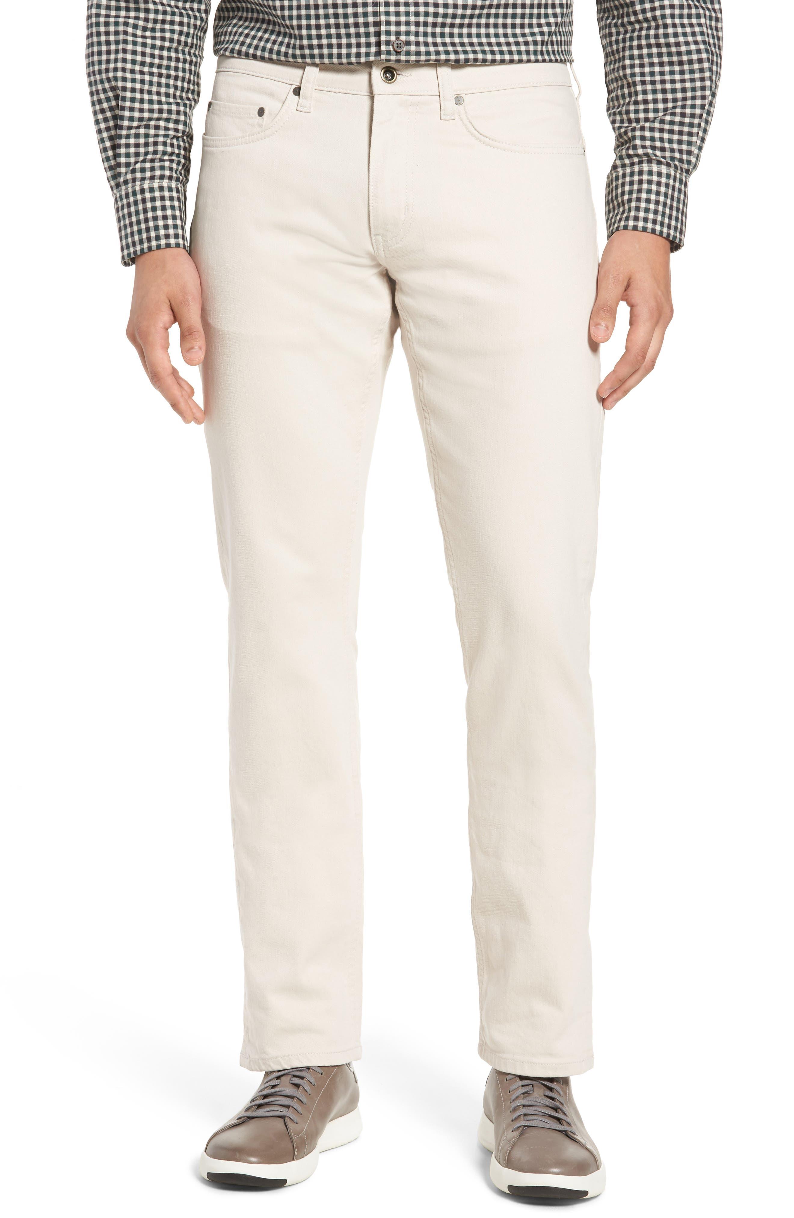 Dartmouth Straight Leg Pants,                         Main,                         color, Pumice