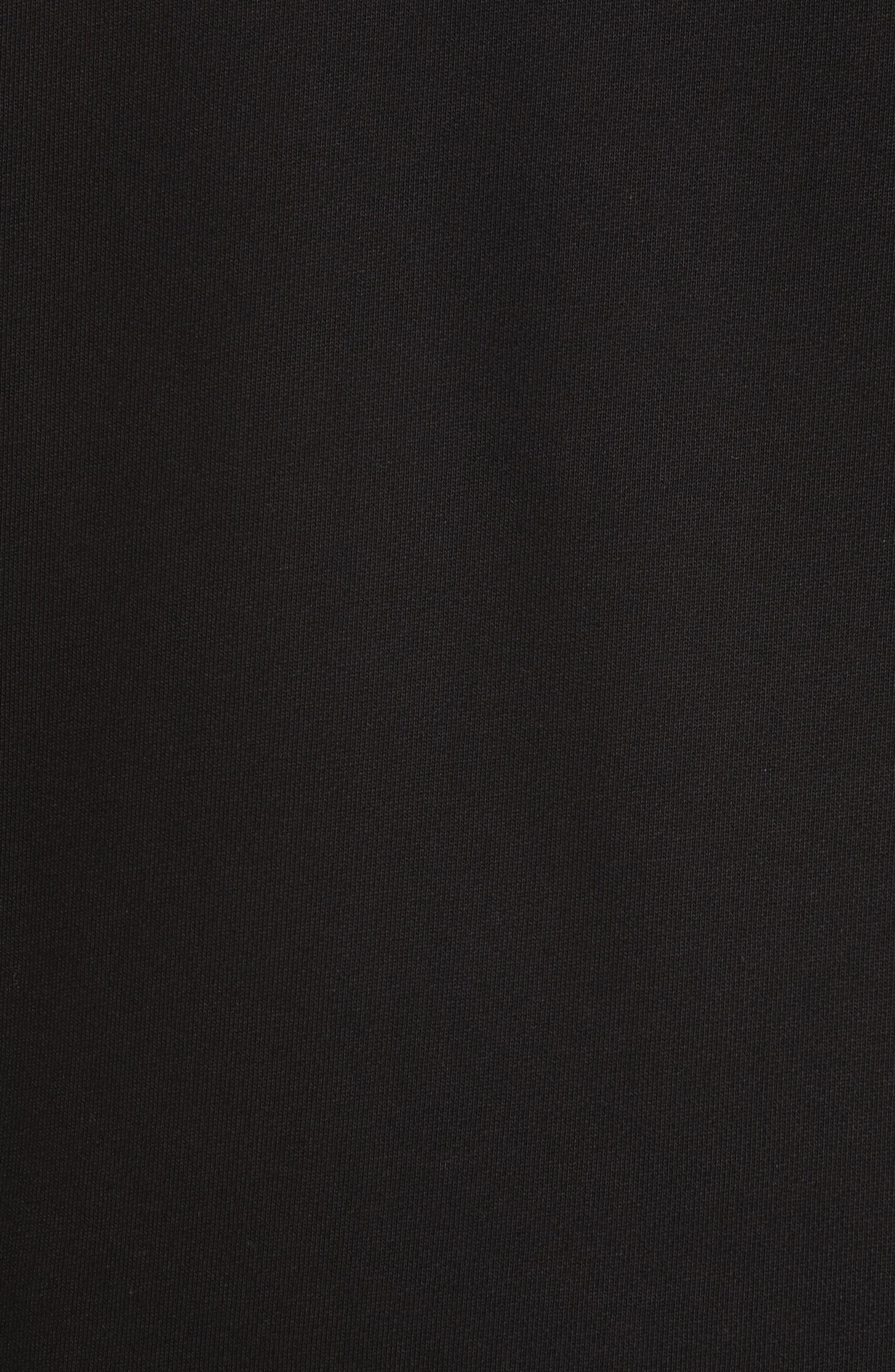 Alternate Image 5  - Helmut Lang Boxed Logo Zip Hoodie