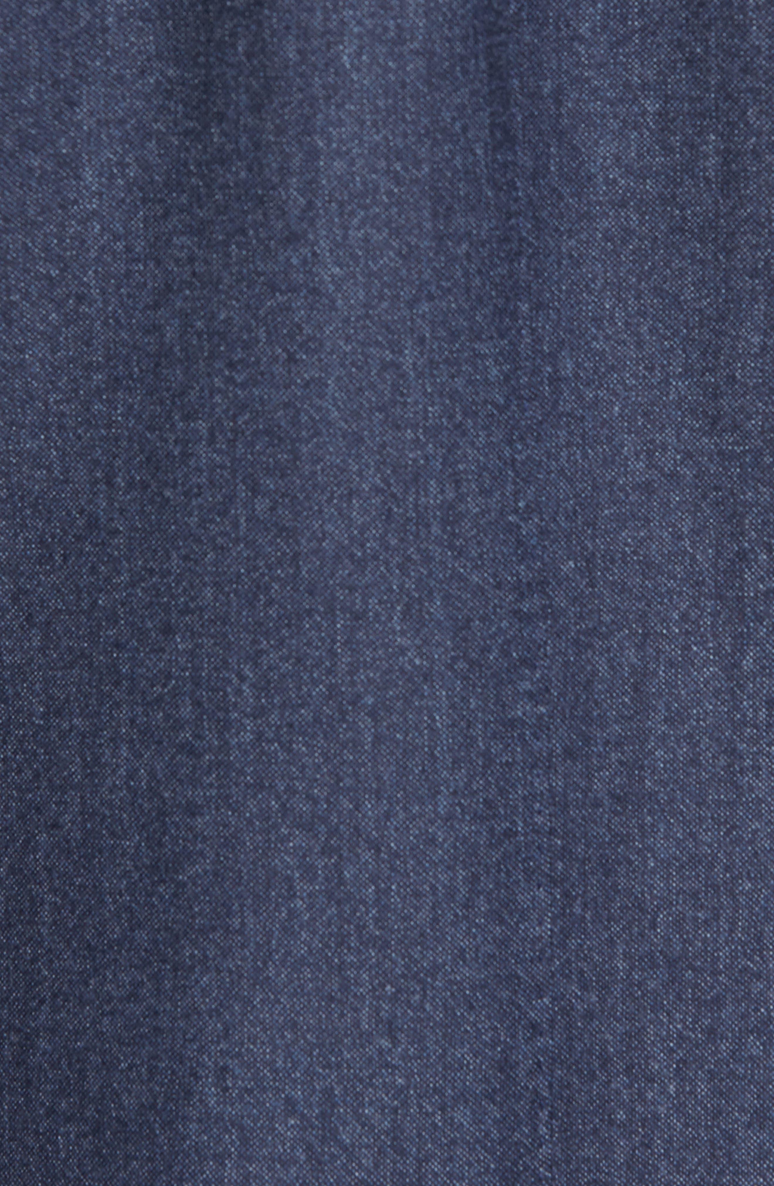 Alternate Image 5  - L.B.M. 1911 Classic Fit Wool Blazer