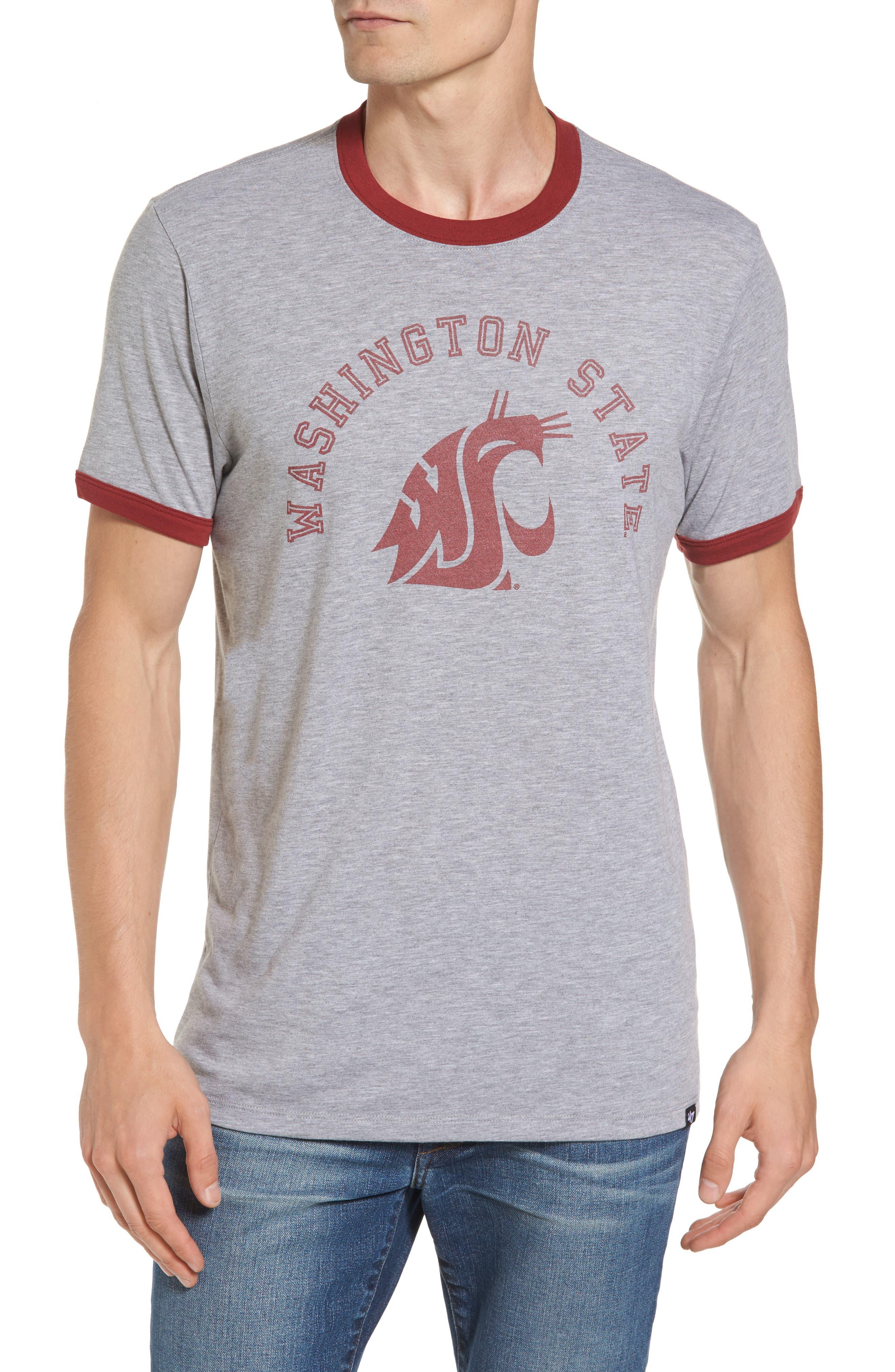 Main Image - '47 Washington State University Cougars Ringer T-Shirt