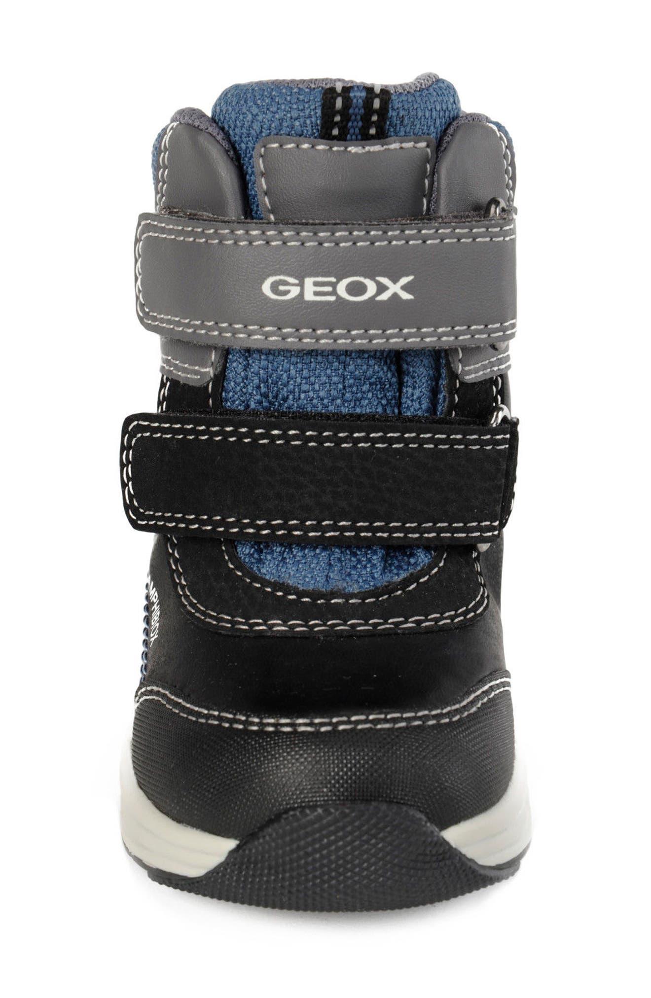 Gulp ABX Waterproof Boot,                             Alternate thumbnail 4, color,                             Dark Grey/ Avio