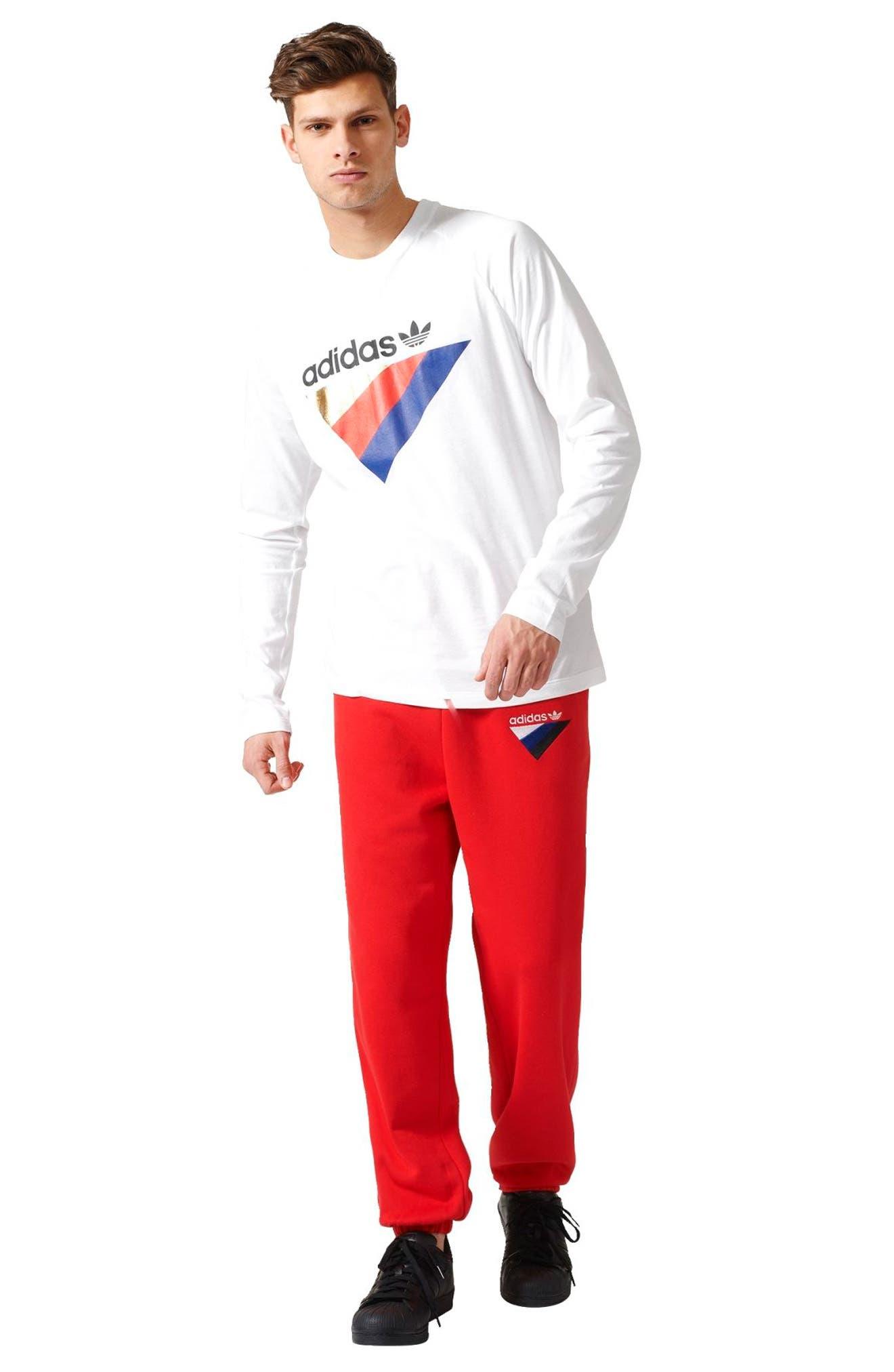 Alternate Image 5  - adidas Originals Anichkov T-Shirt