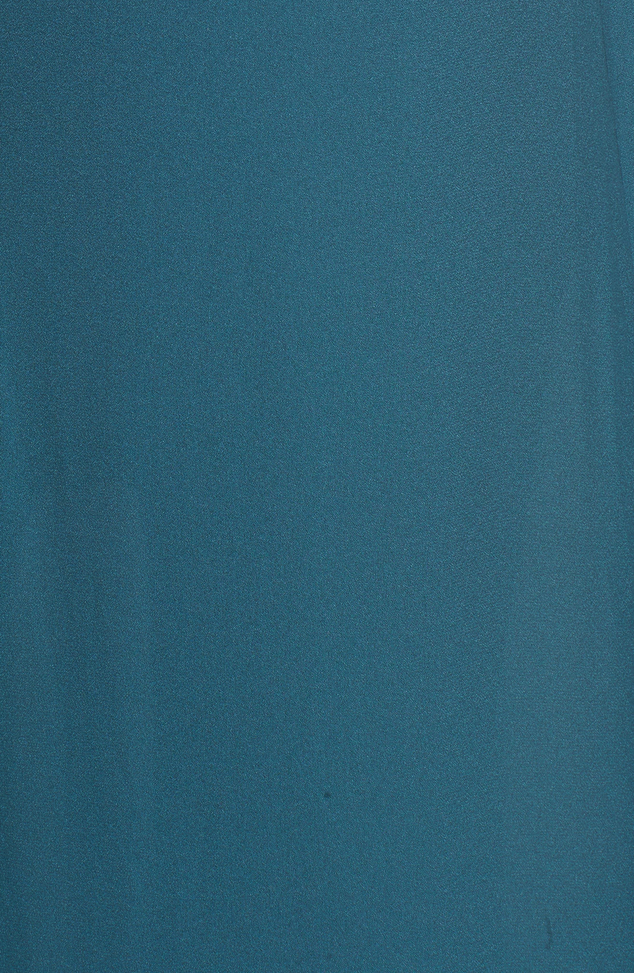 Alternate Image 6  - Surplice Maxi Dress