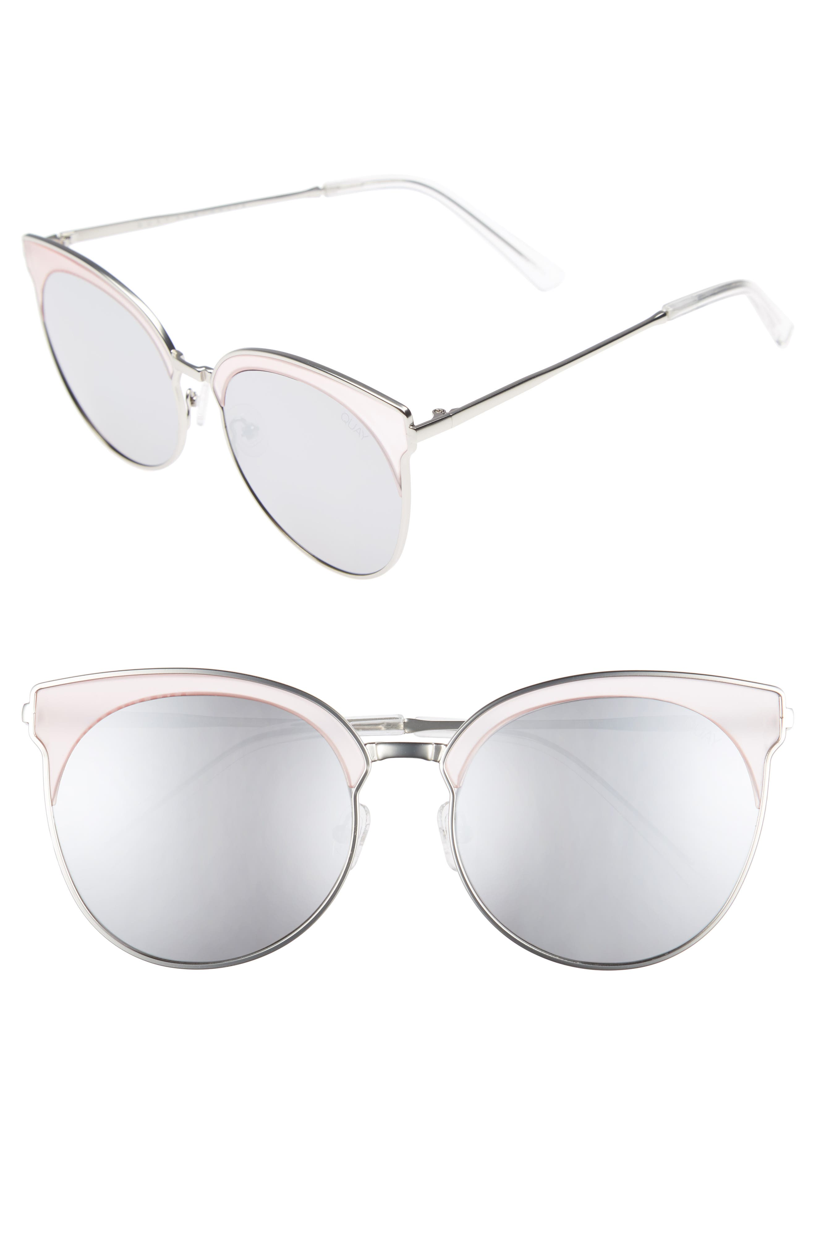 Quay Australia Mia Bella 56mm Sunglasses