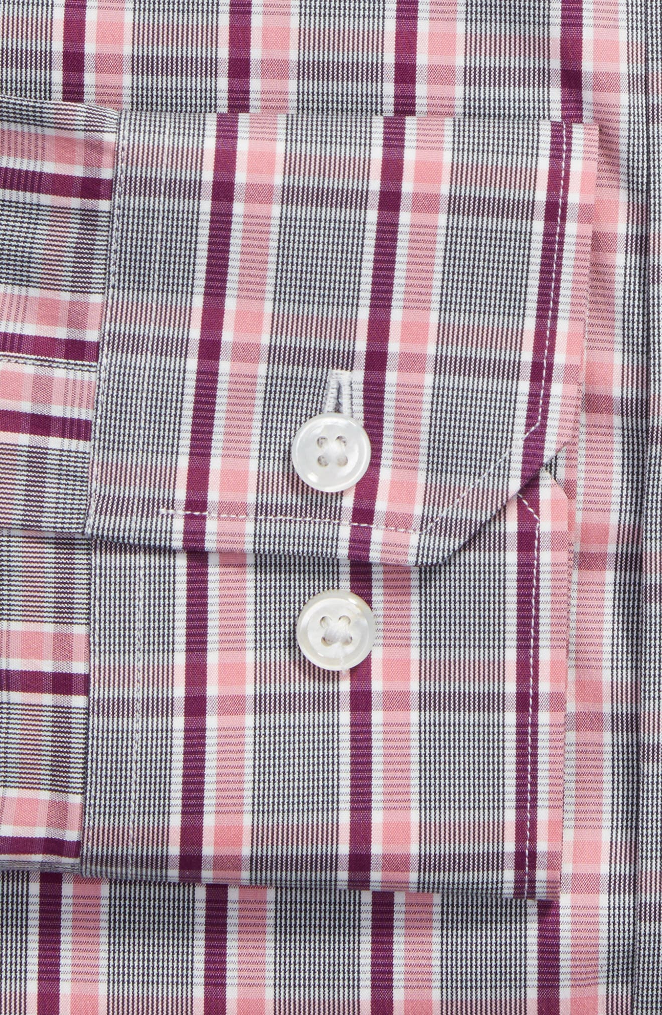 Alternate Image 2  - Bonobos Slim Fit Plaid Dress Shirt