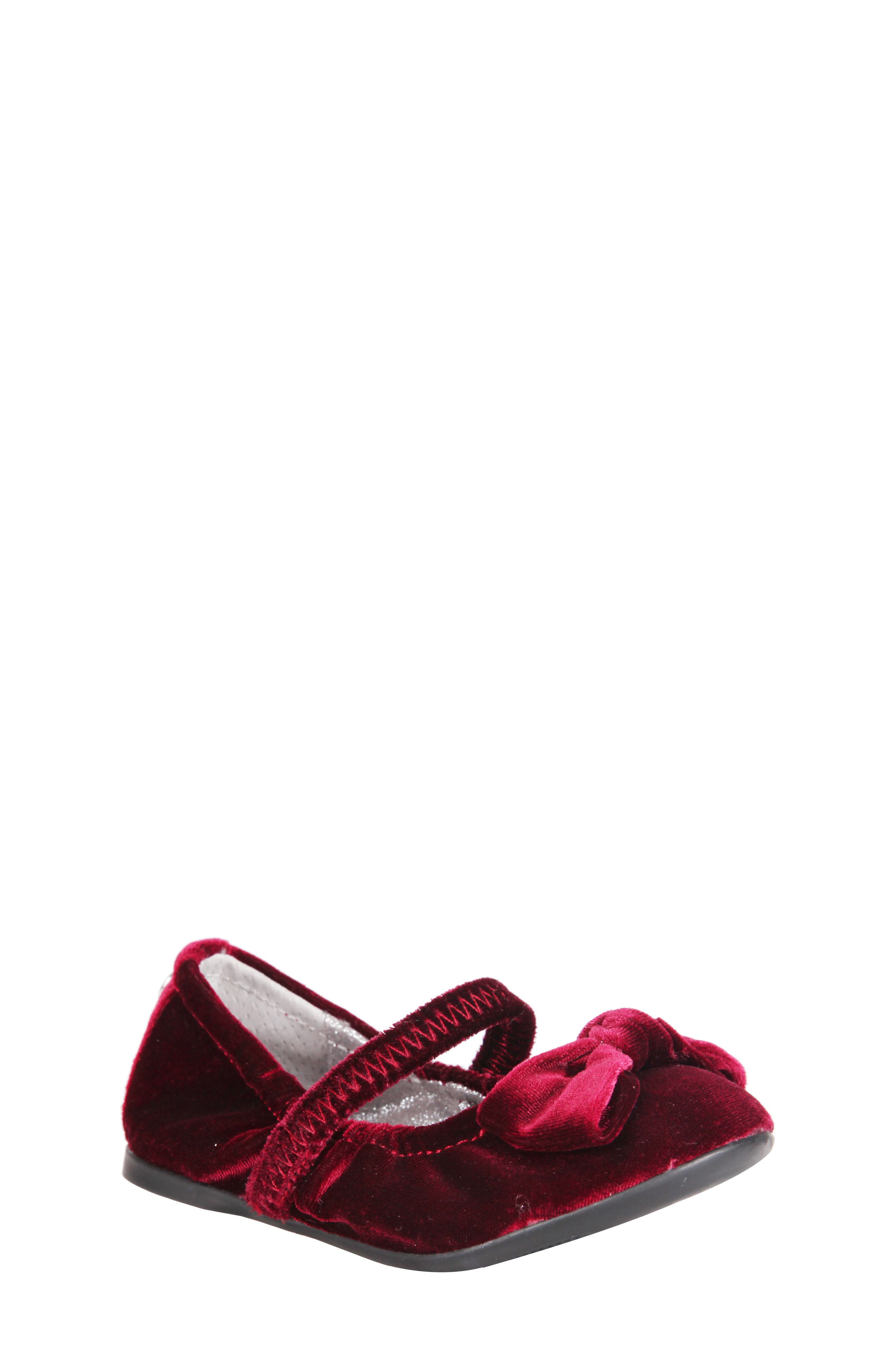 Nina Karla Mary Jane Ballet Flat (Walker & Toddler)