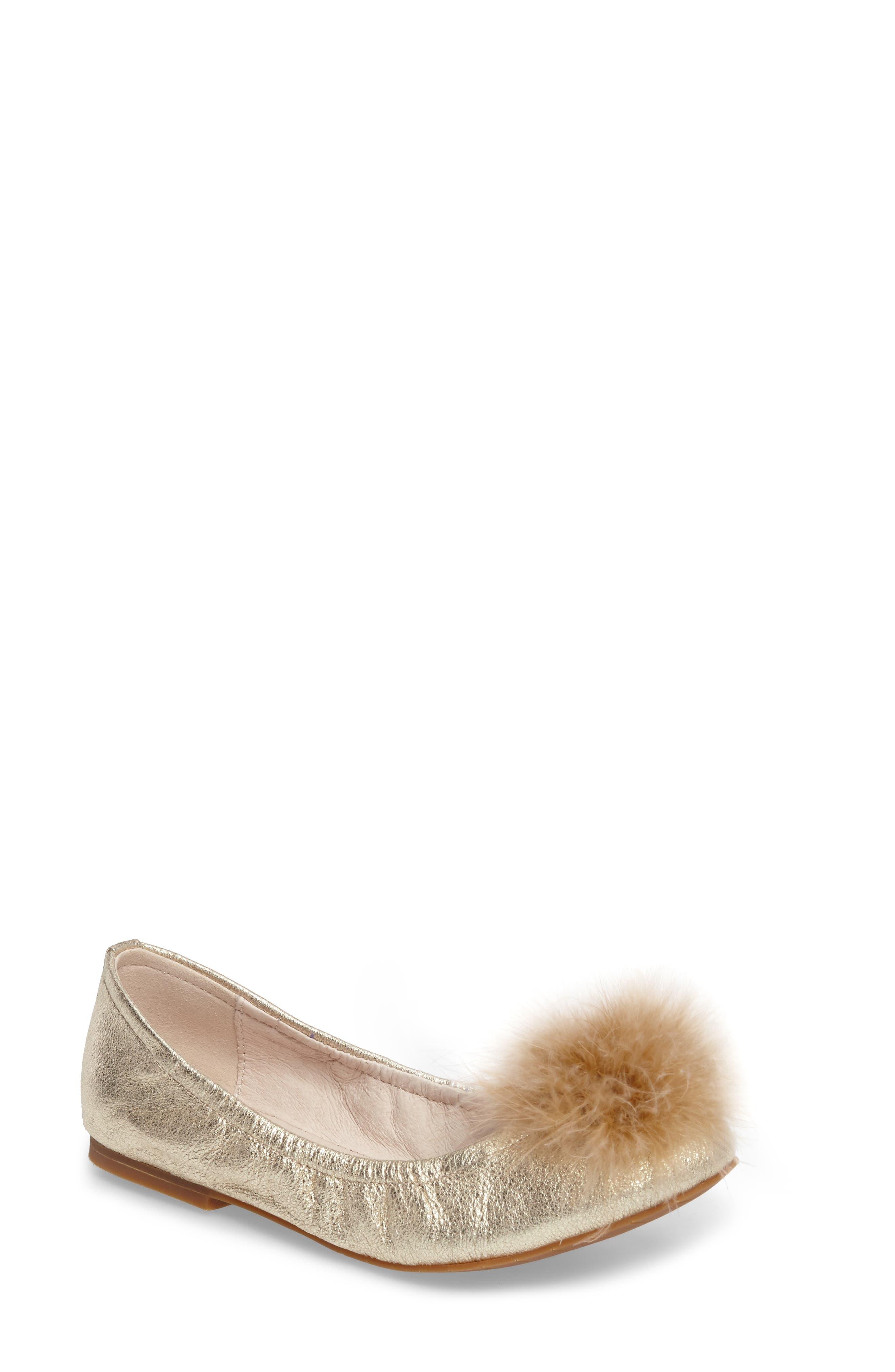 Alternate Image 1 Selected - Kenneth Cole New York Priscella Ballet Flat (Women)