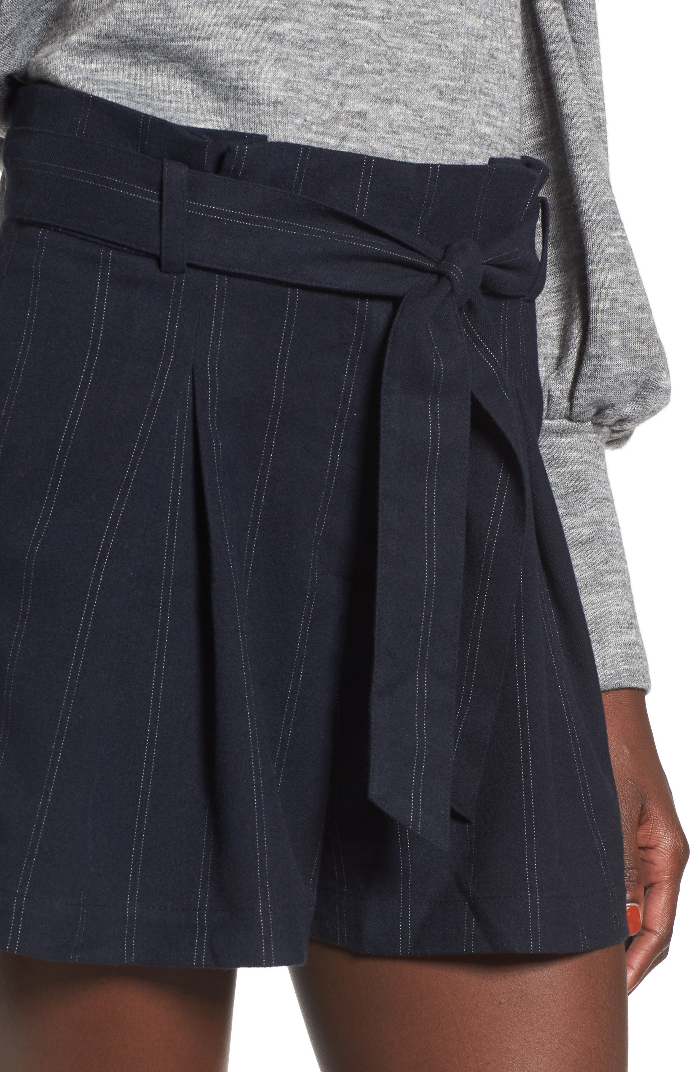 Alternate Image 4  - Leith Paperbag Shorts