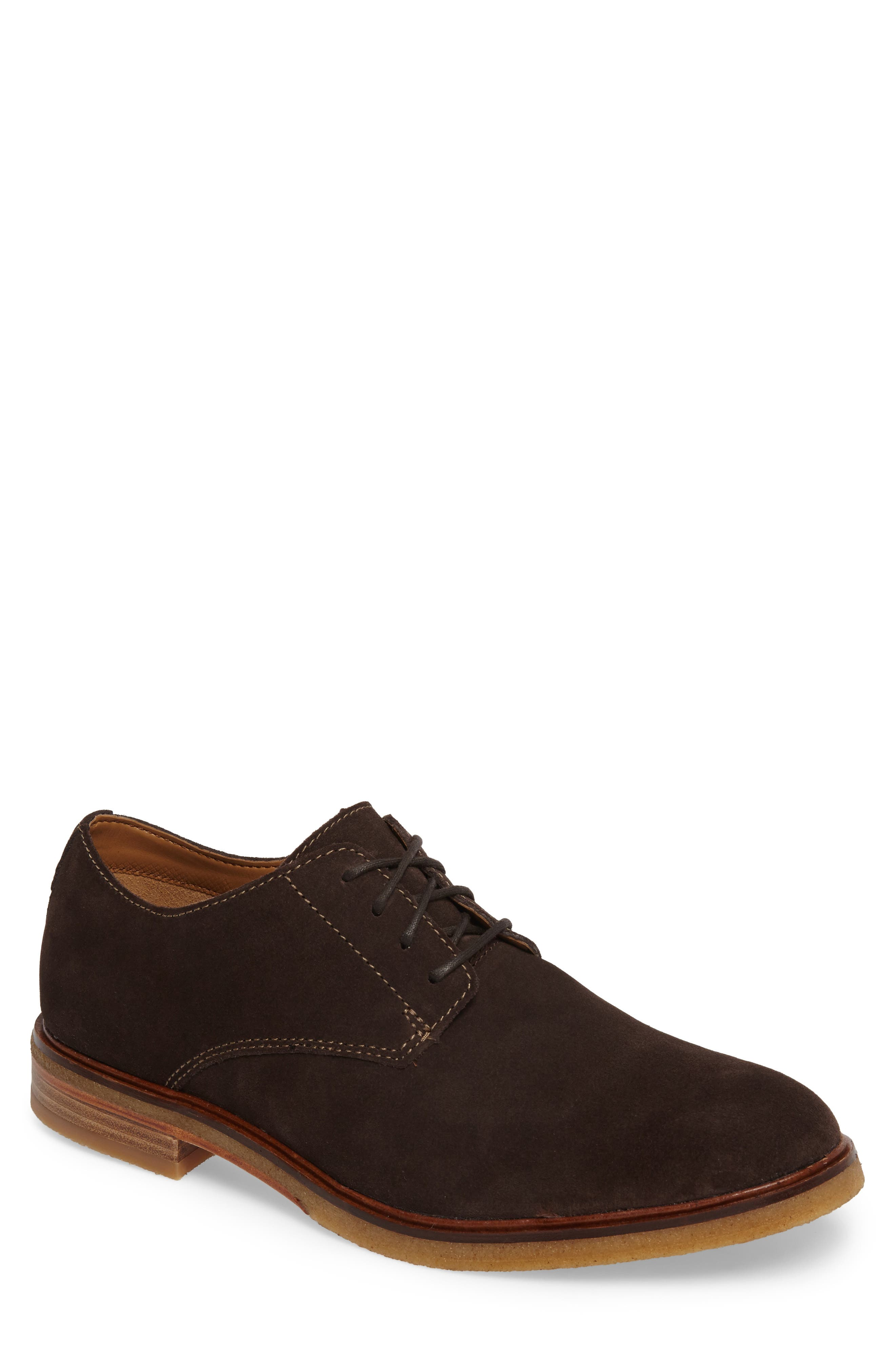 Alternate Image 1 Selected - Clarks Clarkdale Moon Buck Shoe (Men)
