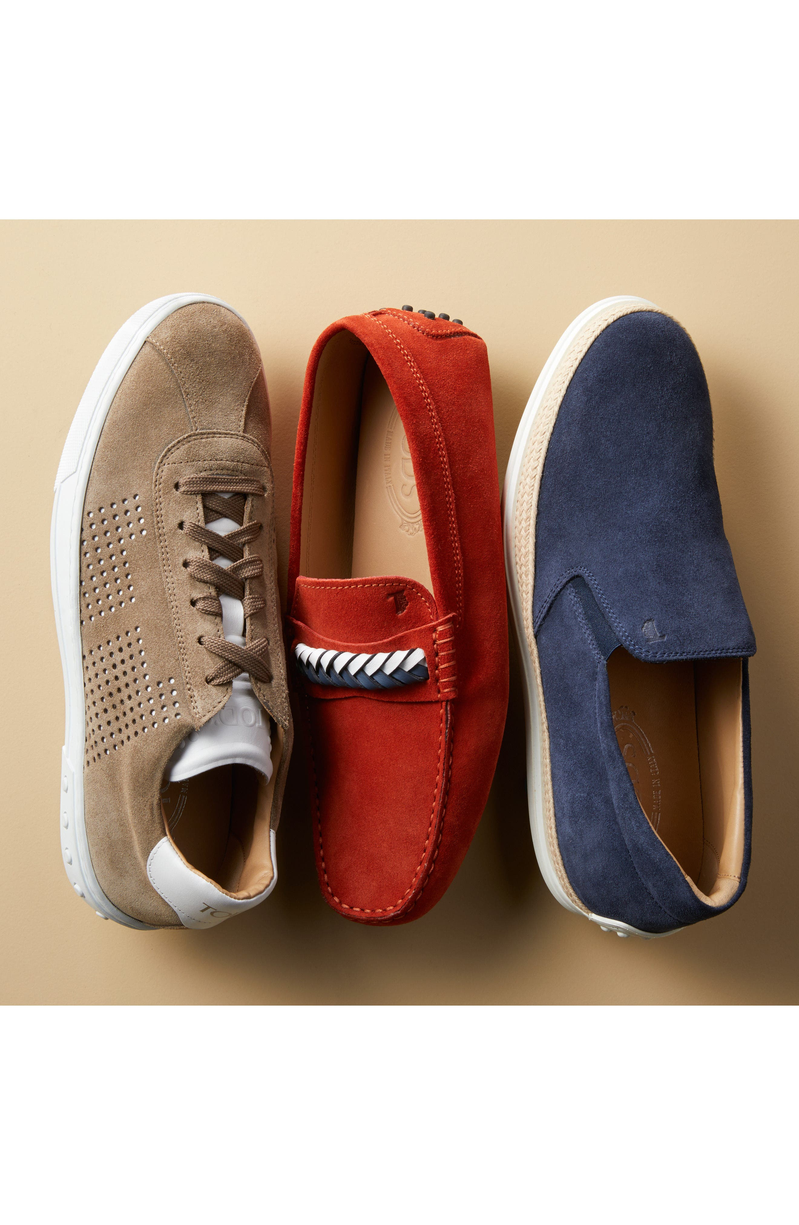 Alternate Image 7  - Tod's Cassetta Sneaker (Men)