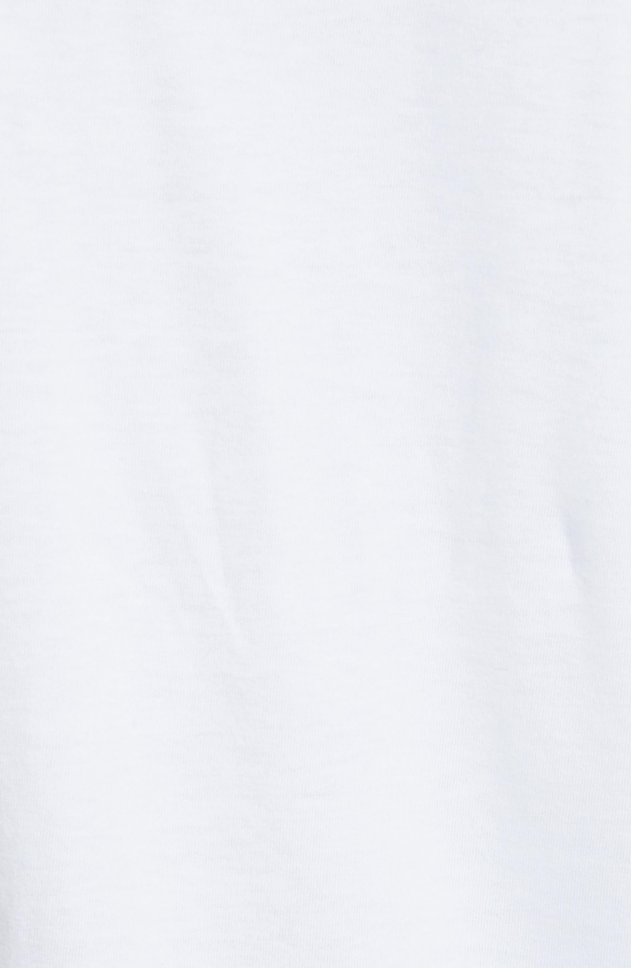 Alternate Image 5  - Tricot Comme des Garçons Cherry Plaid Tee
