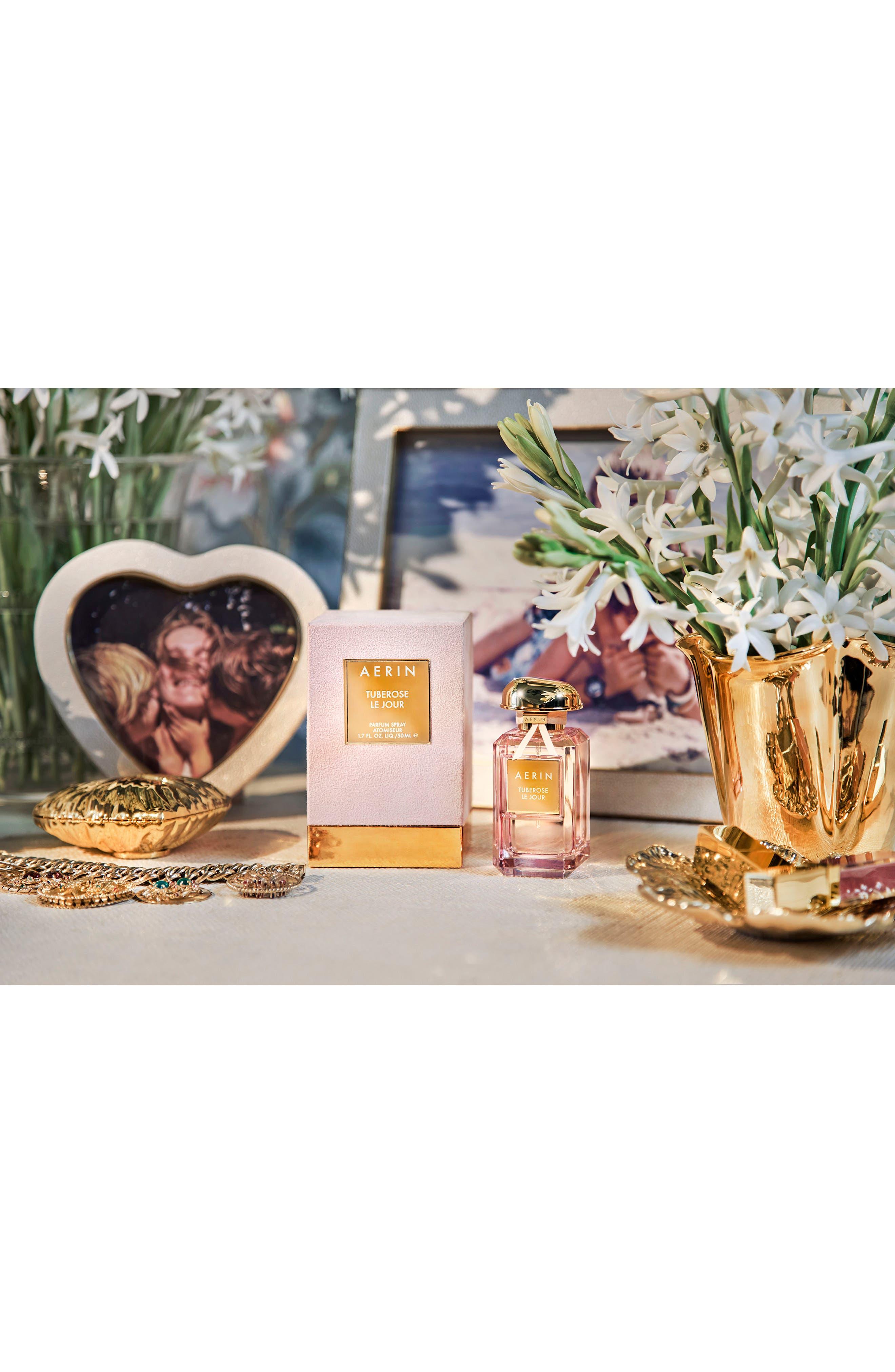AERIN Beauty Tuberose Le Jour Parfum,                             Alternate thumbnail 10, color,                             No Color