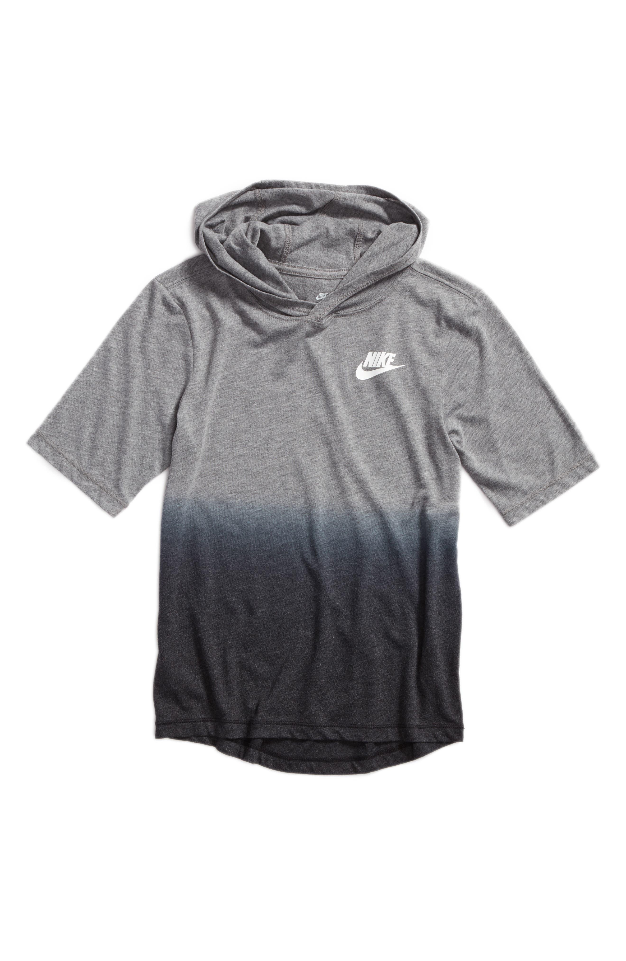 Nike Dry Futura Dip Dye Hoodie (Little Boys & Big Boys)