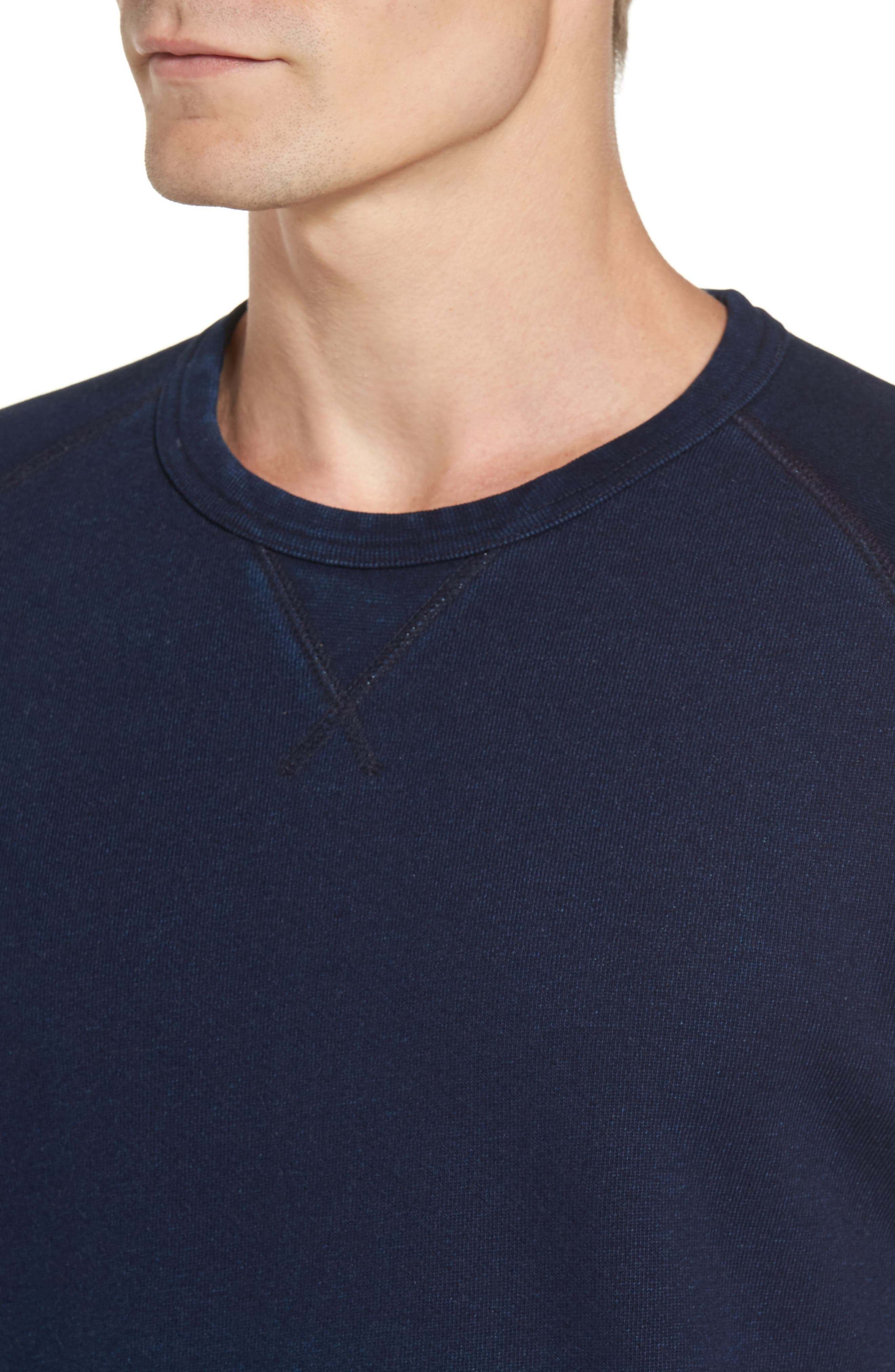 Alternate Image 4  - Levi's® Original Crewneck Sweater