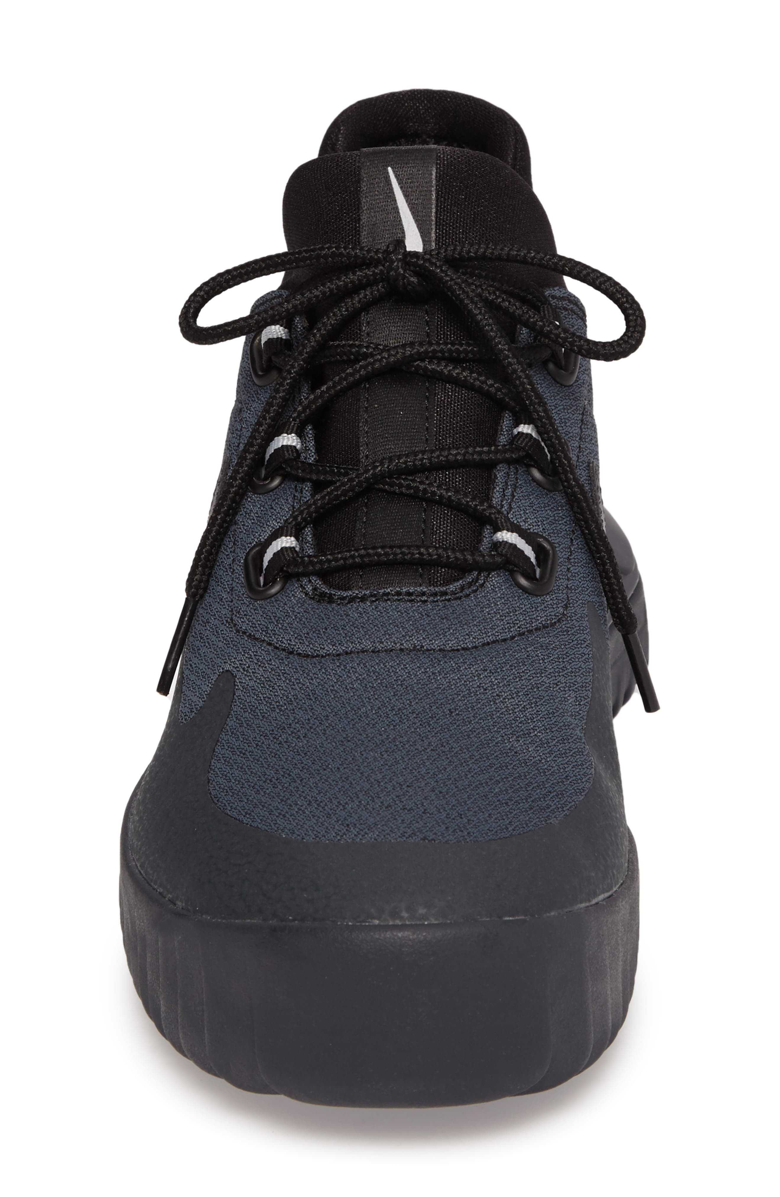 Air Wild Sneaker,                             Alternate thumbnail 4, color,                             Black/ Anthracite/ Grey