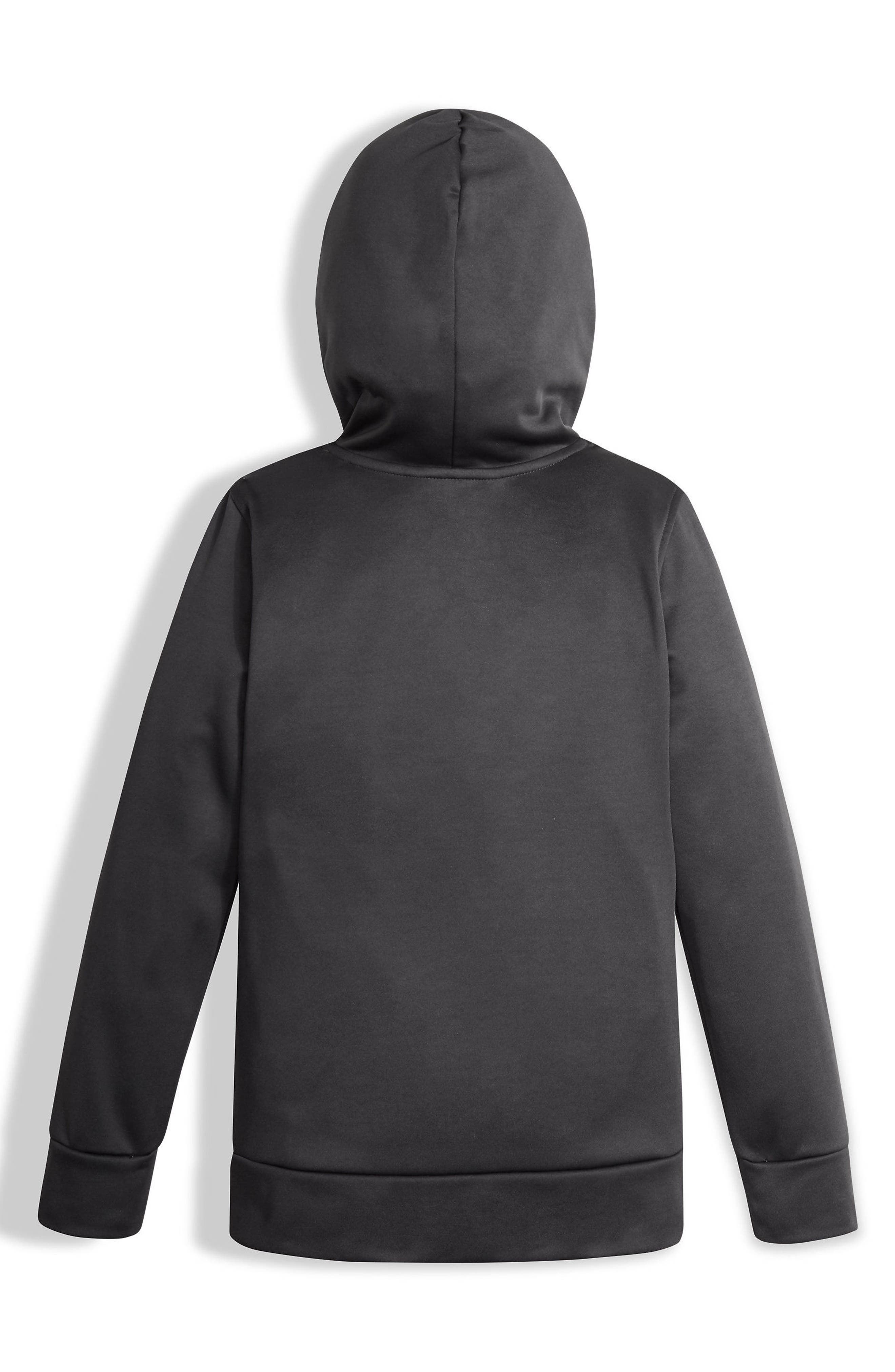 Alternate Image 2  - The North Face Surgent Fleece Pullover Hoodie (Big Girls)