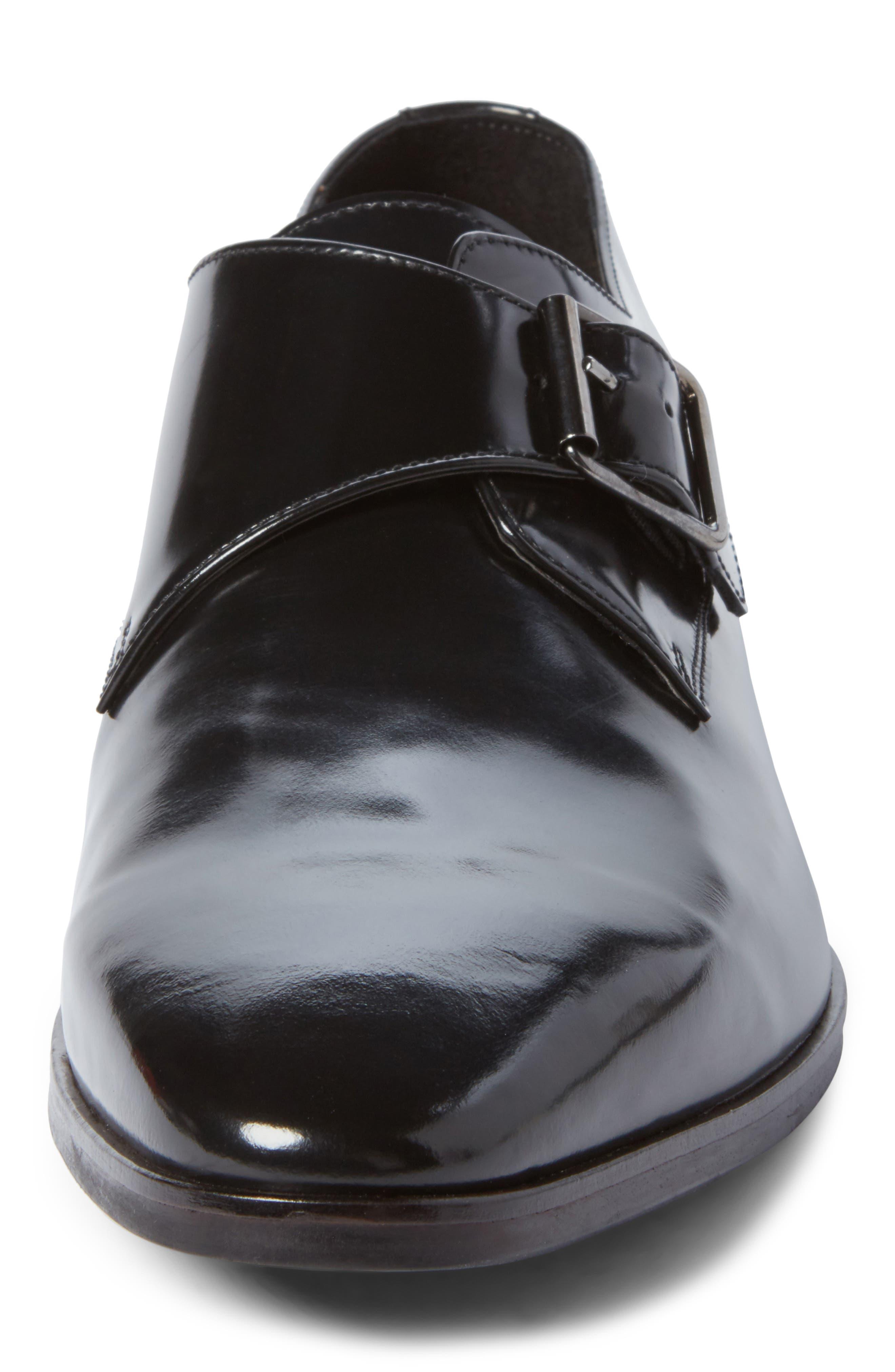 Alternate Image 4  - The Rail Webster Single Strap Monk Shoe (Men)