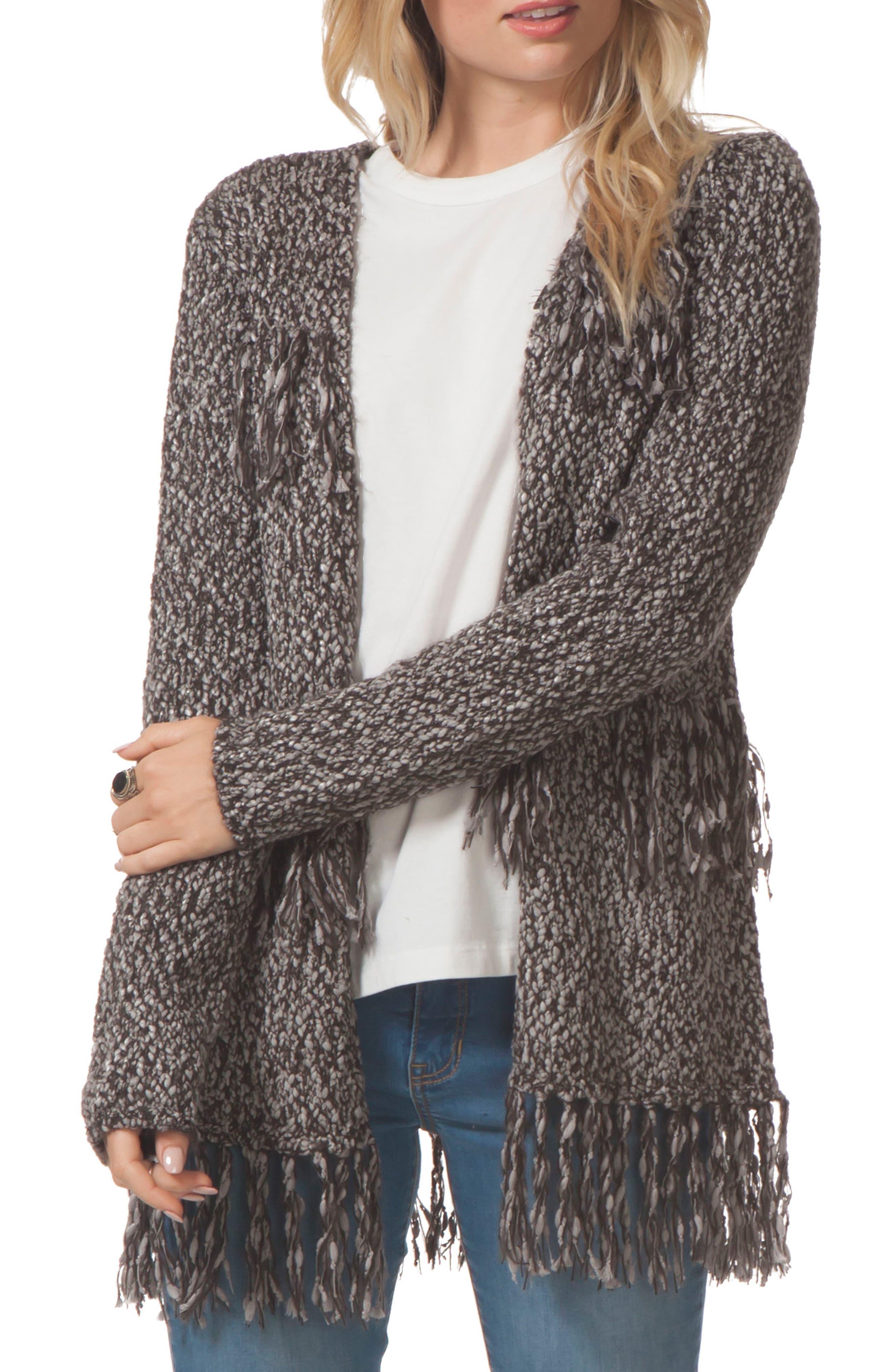 Main Image - Rip Curl Heirloom Sweater Jacket