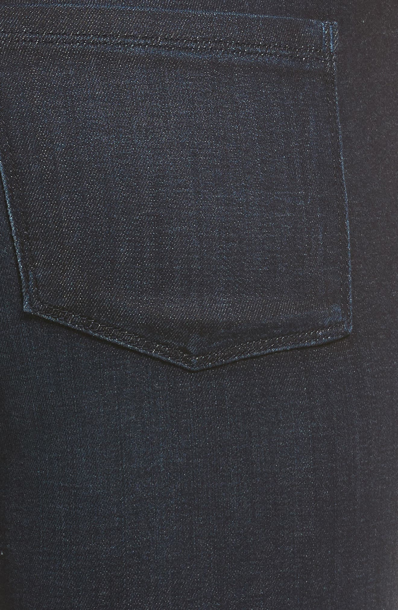Becky Bootcut Jeans,                             Alternate thumbnail 5, color,                             Washed Sky
