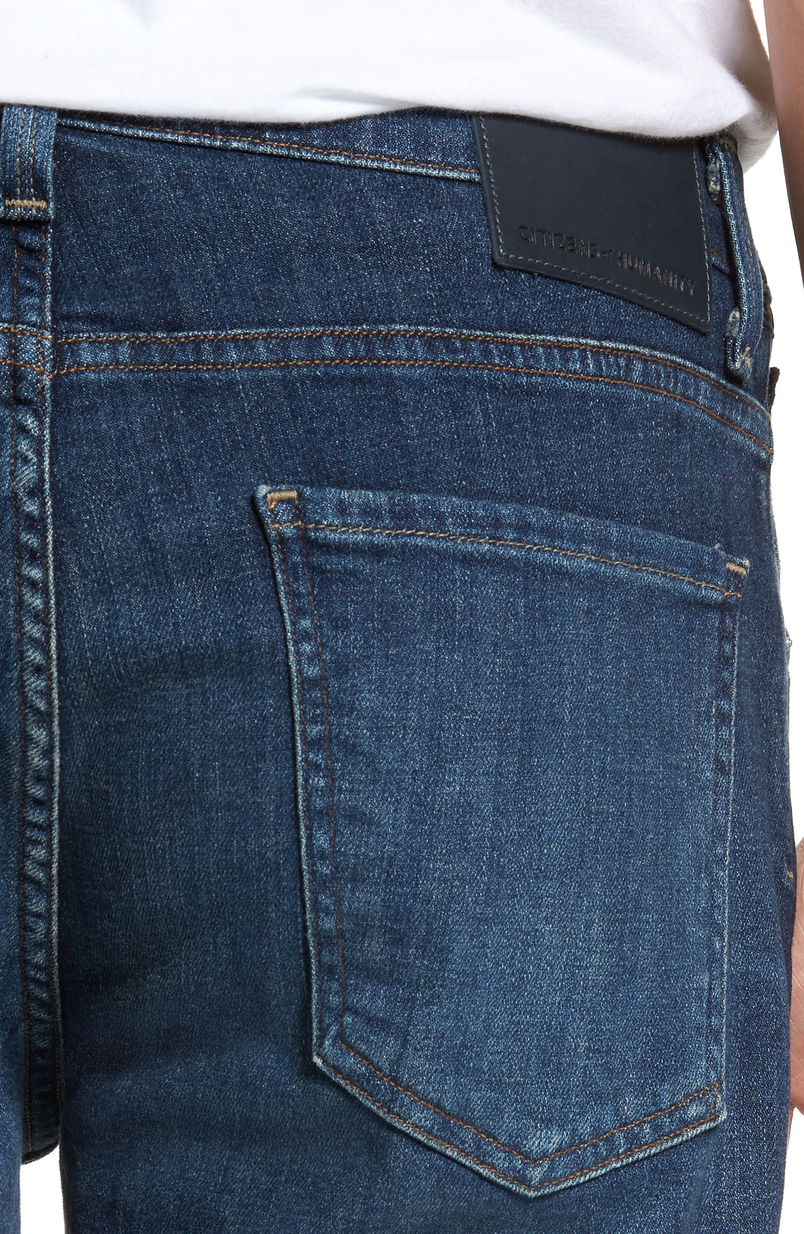 Alternate Image 4  - Citizens of Humanity Bowery Slim Fit Jeans (Eastgate)