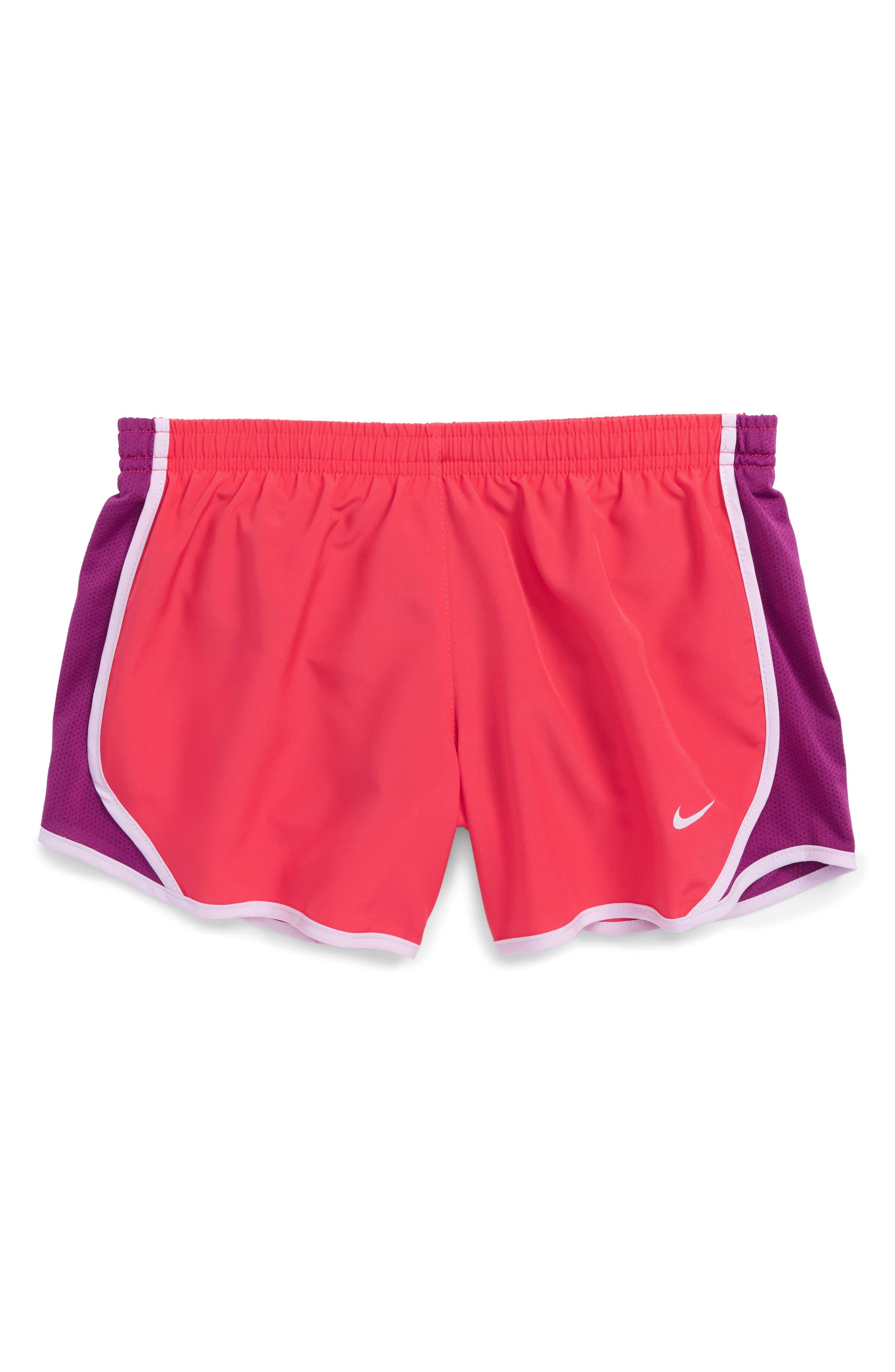 Nike Dry Tempo Running Shorts (Big Girls)