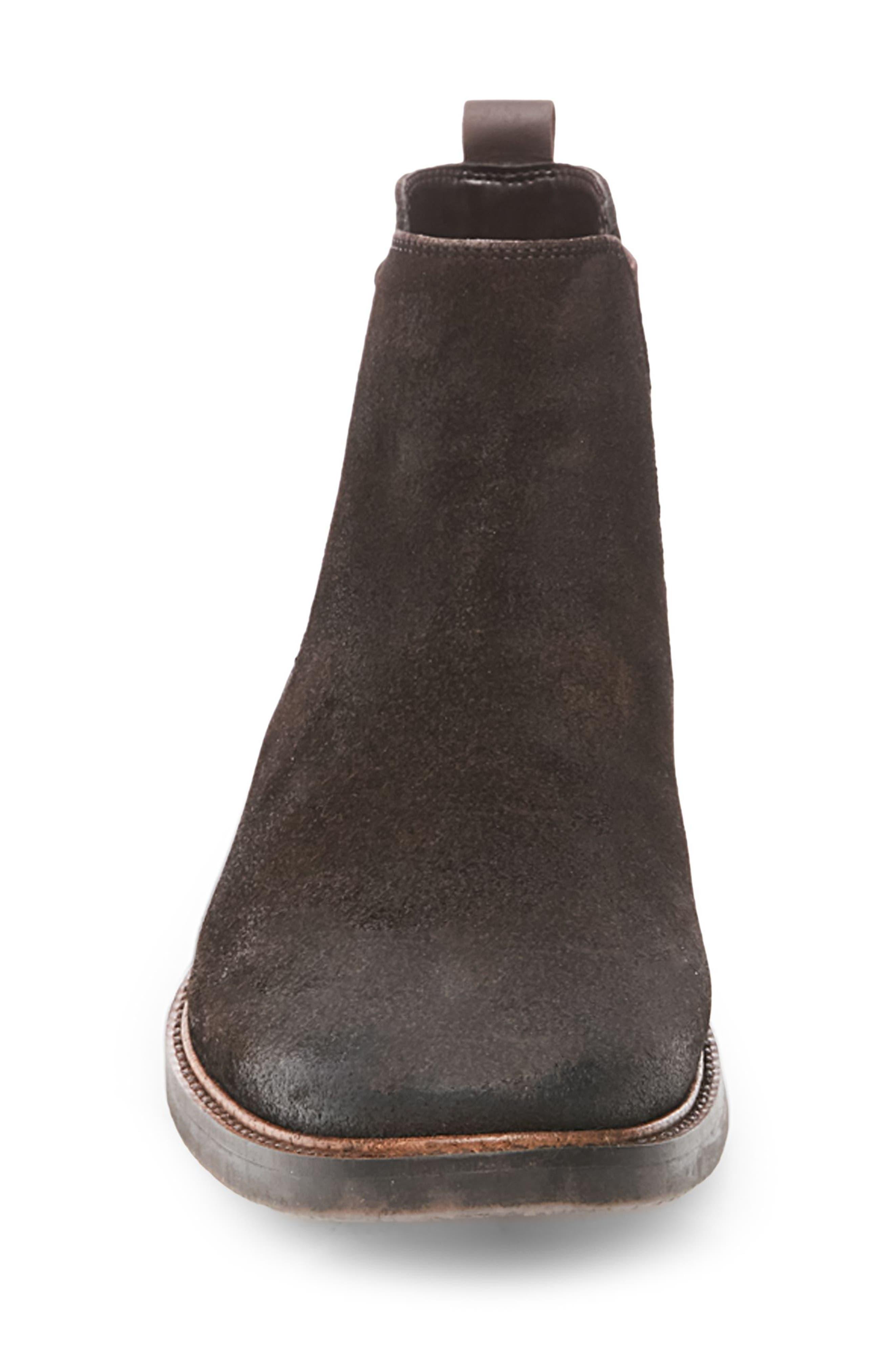 Alternate Image 4  - Steve Madden Teller Chelsea Boot (Men)