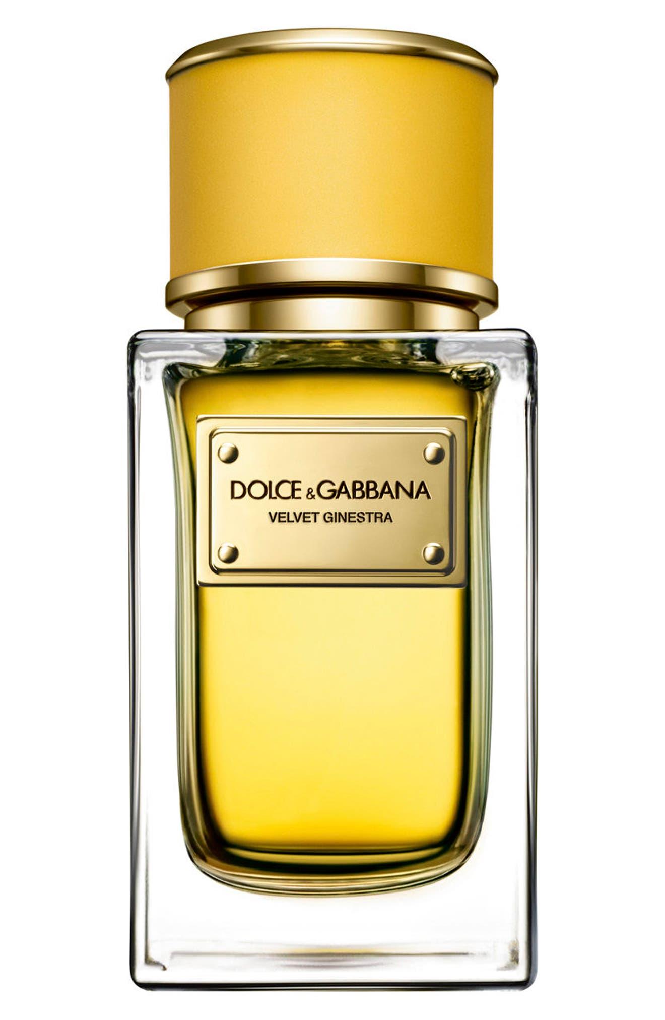 Alternate Image 1 Selected - Dolce&Gabbana Beauty 'Velvet Ginestra' Eau de Parfum