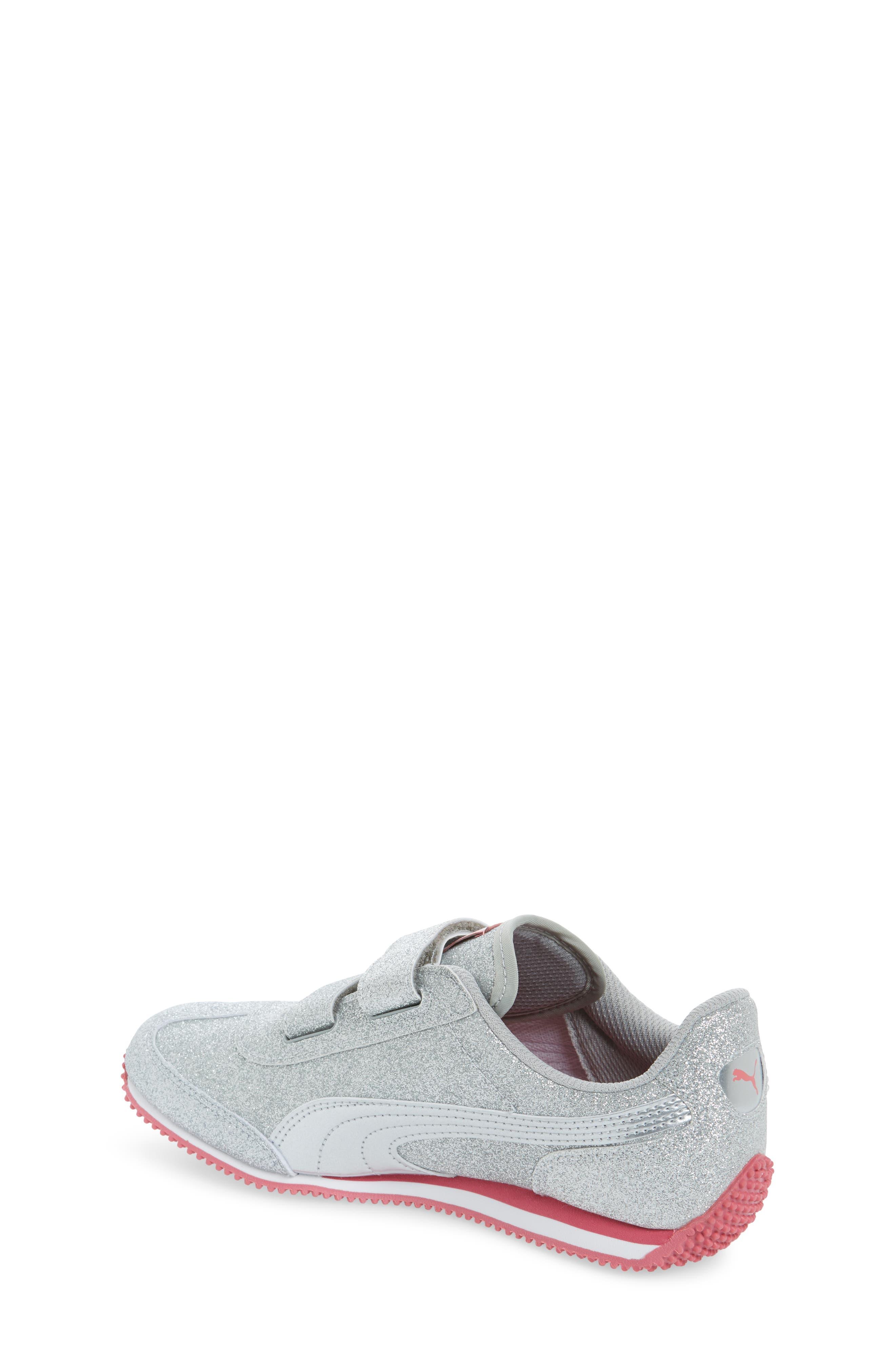 Alternate Image 2  - PUMA Whirlwind Glitz Sneaker (Toddler, Little Kid & Big Kid)