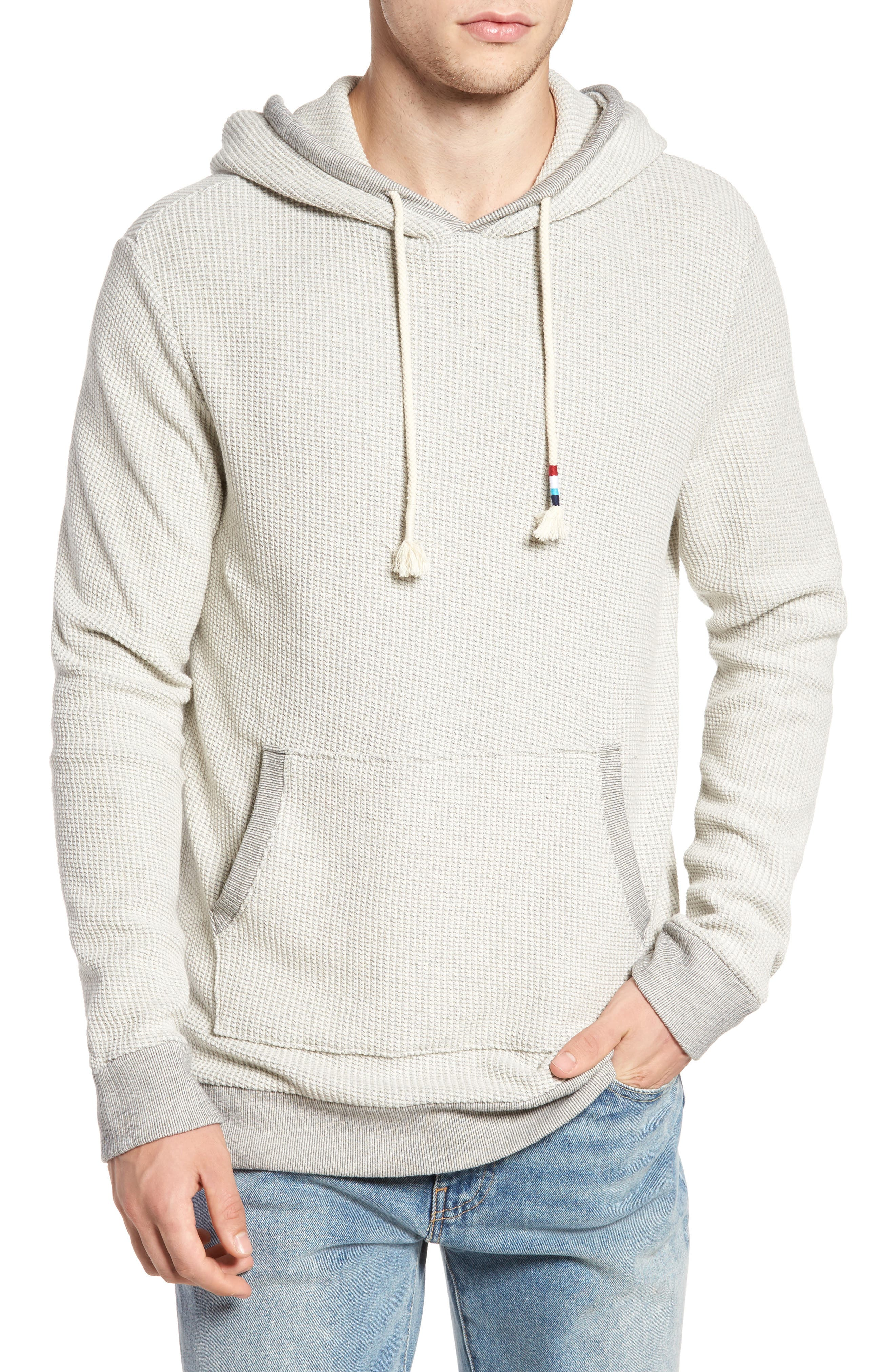 Sol Angeles Thermal Hooded Pullover