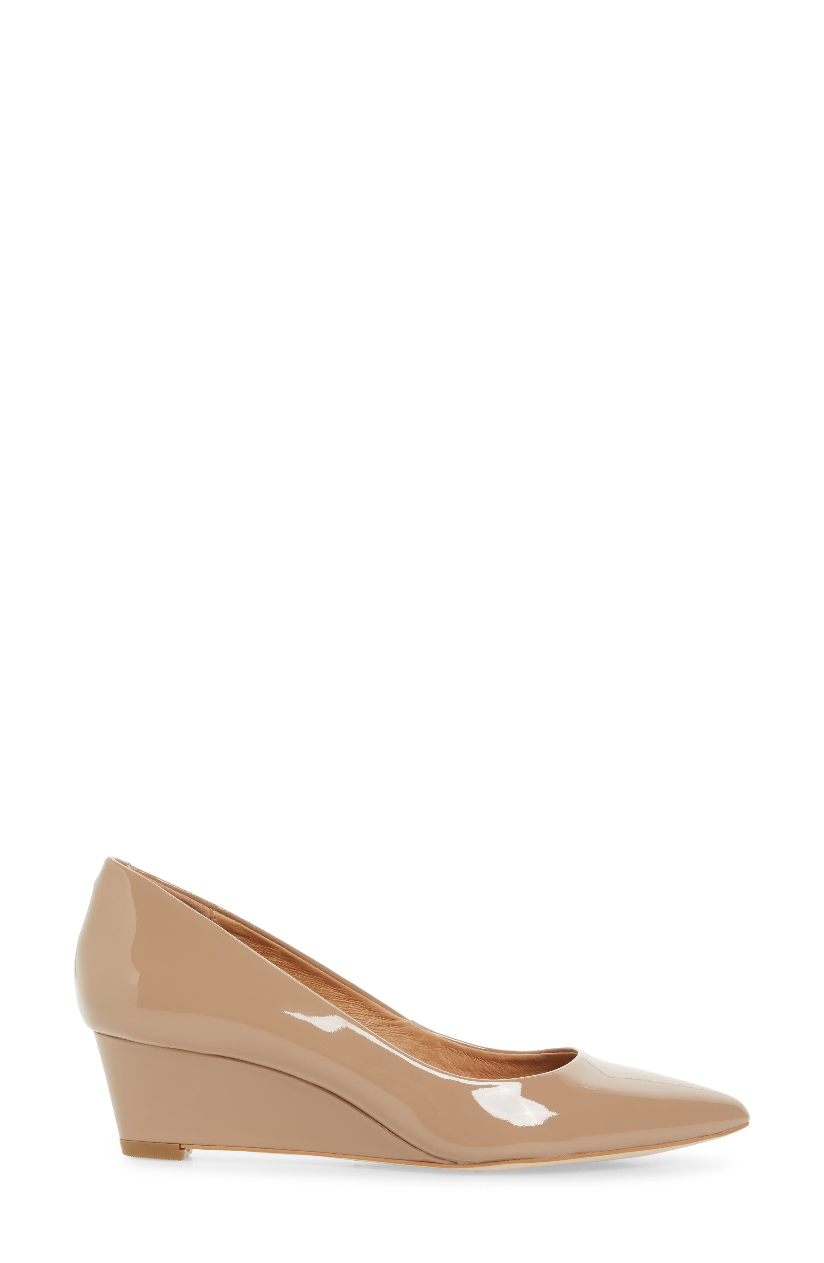 Alternate Image 3  - Corso Como Nelly Pointy Toe Wedge Pump (Women)