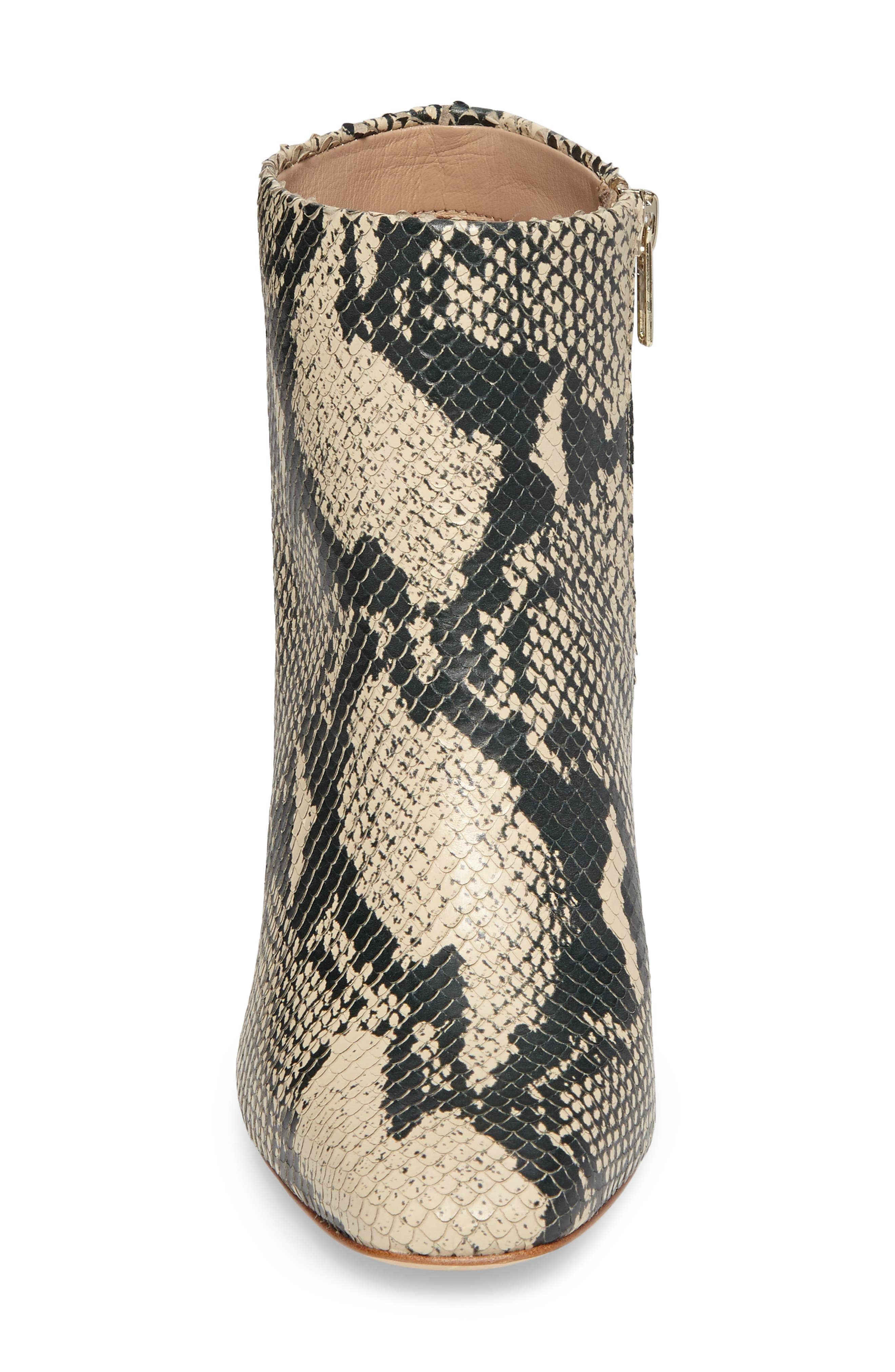 Alternate Image 4  - Pour la Victoire Rickie Crescent Heel Bootie (Women)