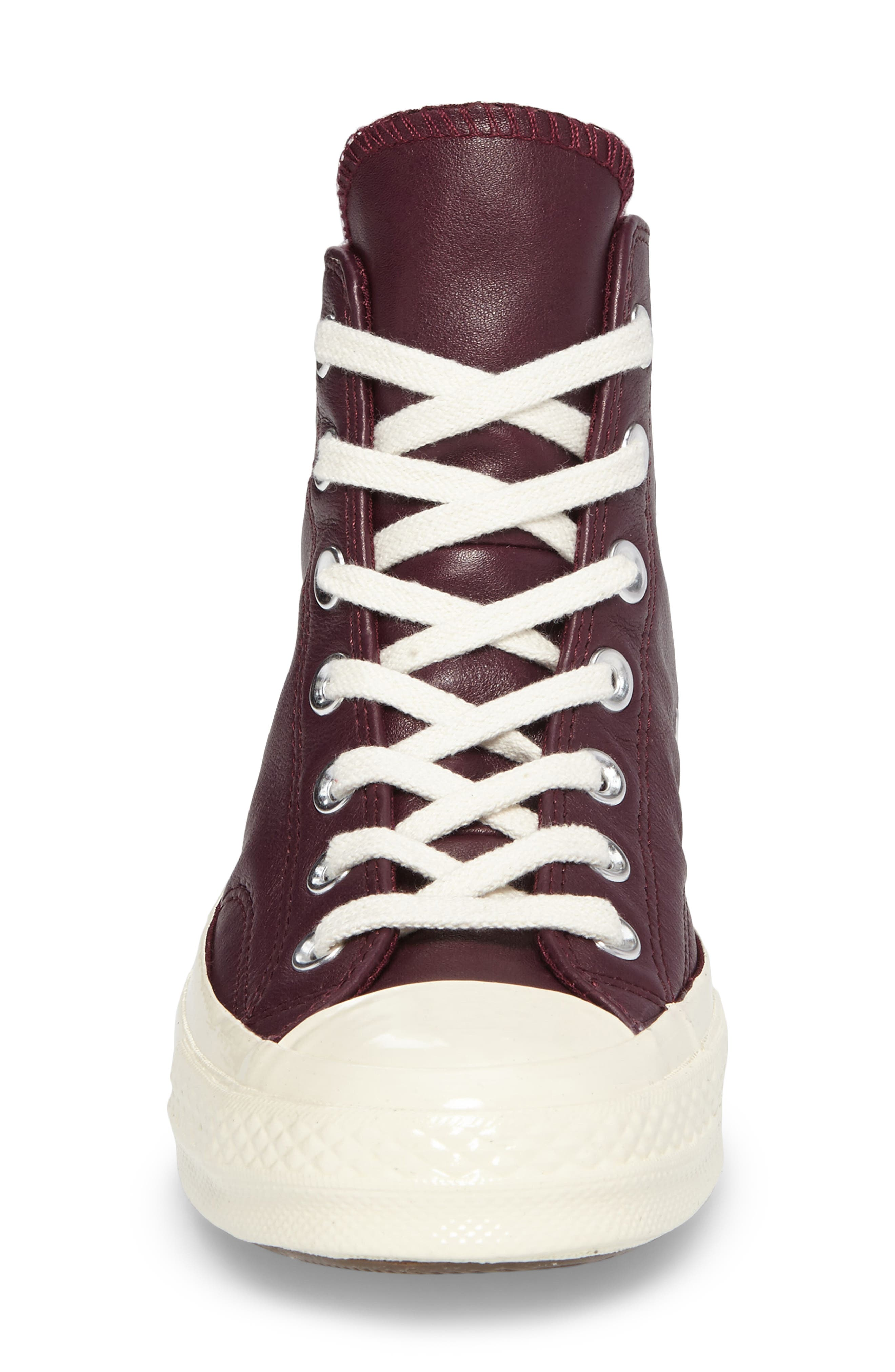 Alternate Image 4  - Converse Chuck Taylor® All Star® 70 High Top Sneaker (Women)
