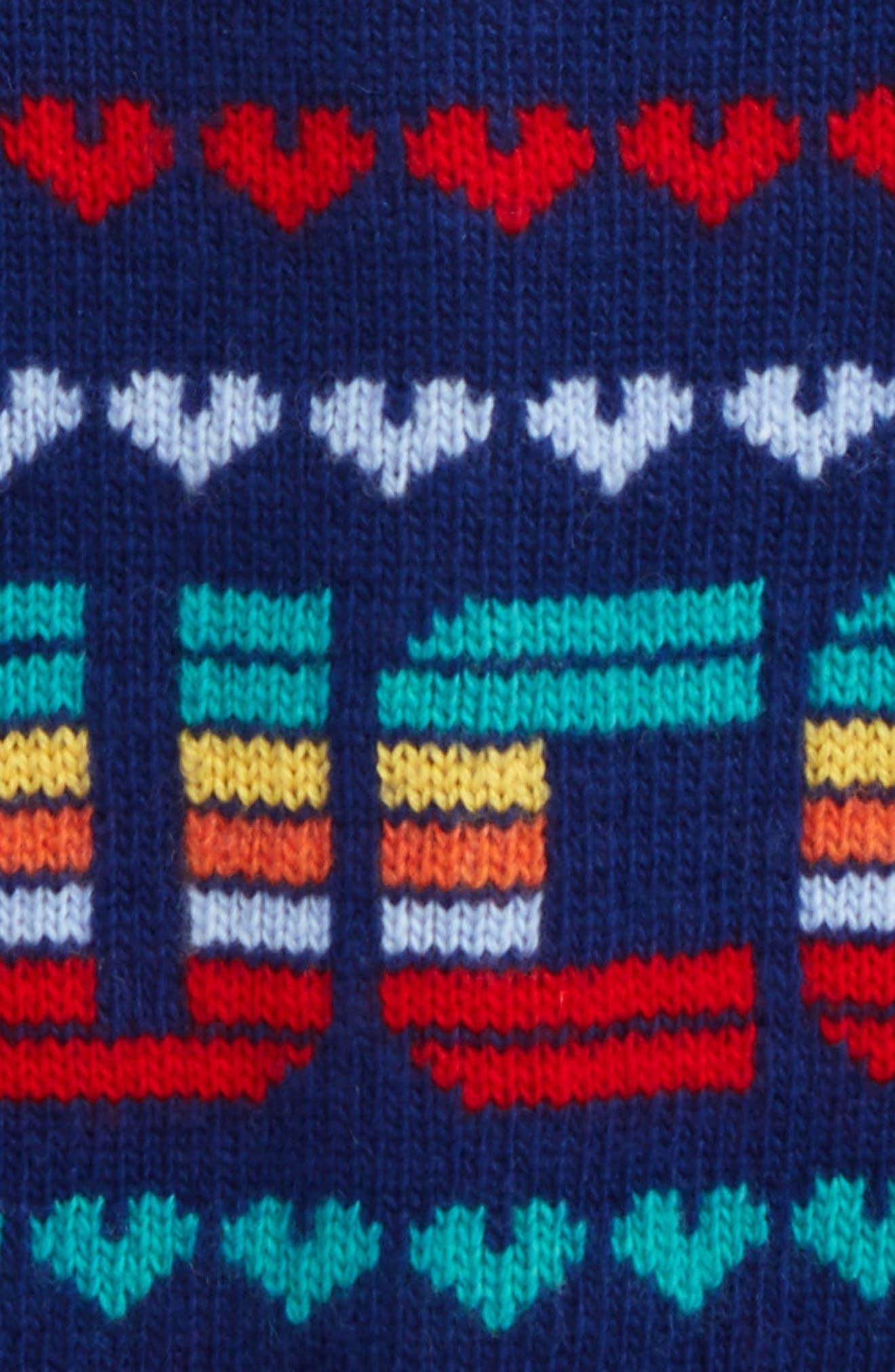 Alternate Image 3  - Gucci Logo Wool & Cashmere Cardigan (Baby Girls)