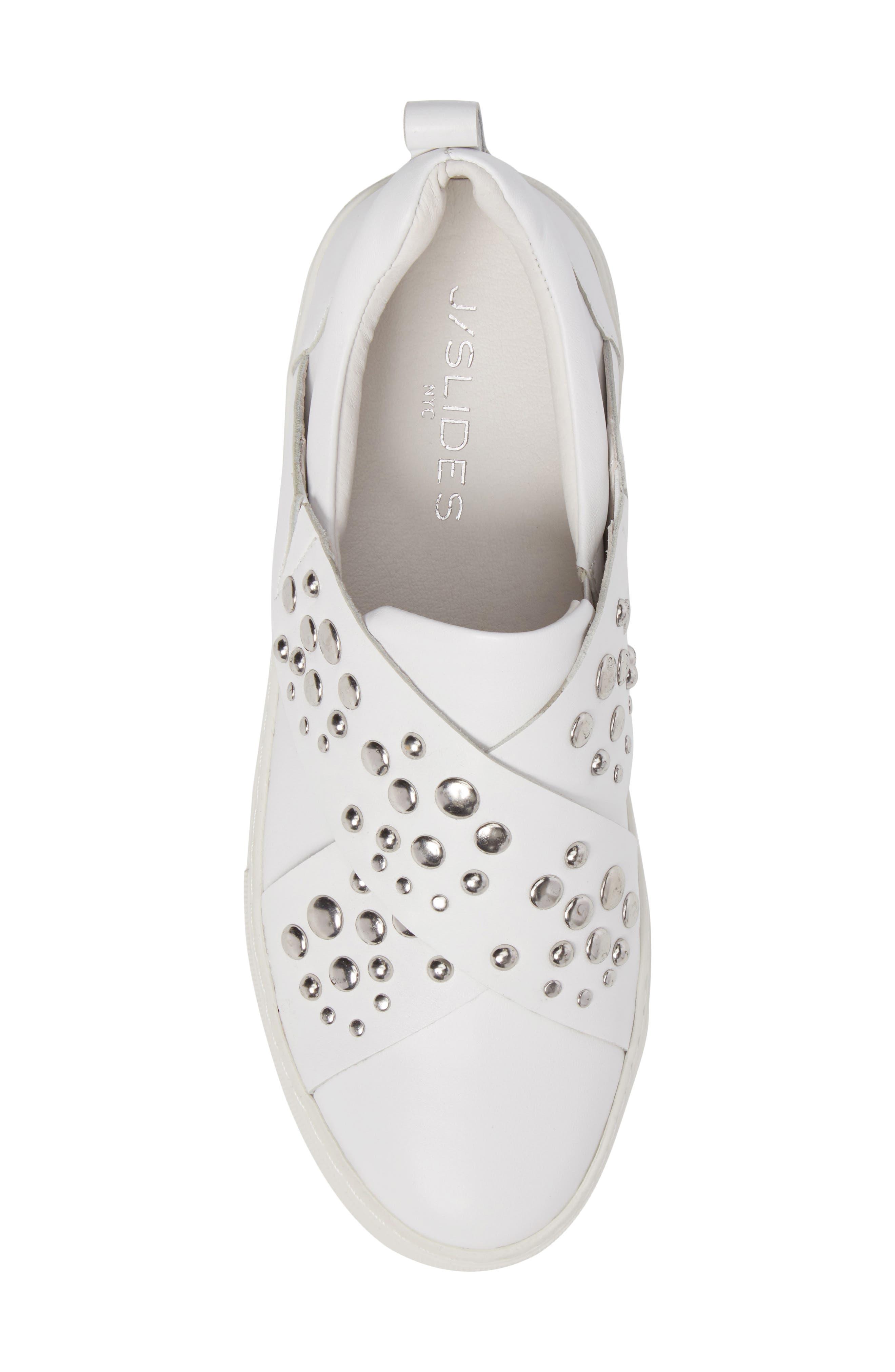 Alternate Image 5  - JSlides Anteek Slip-On Sneaker (Women)
