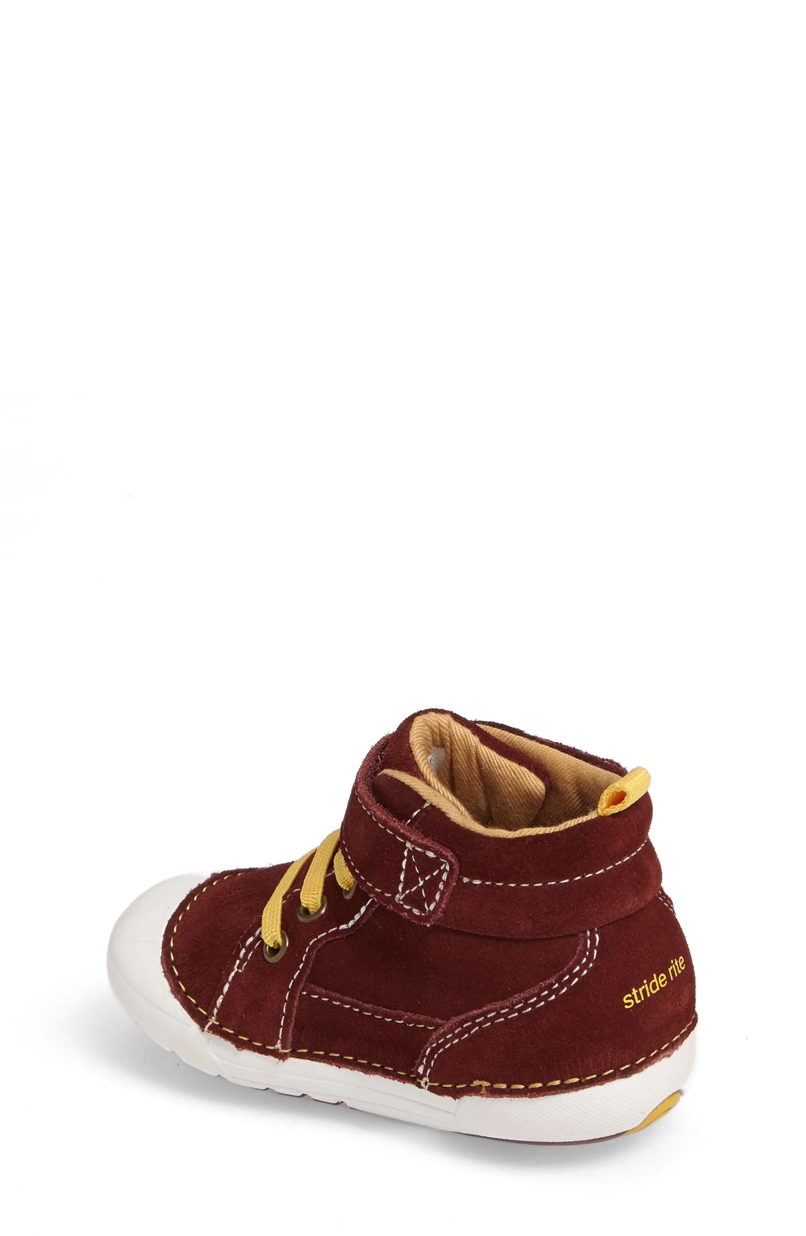 Alternate Image 2  - Stride Rite Soft Motion Danny Sneaker (Baby & Walker)